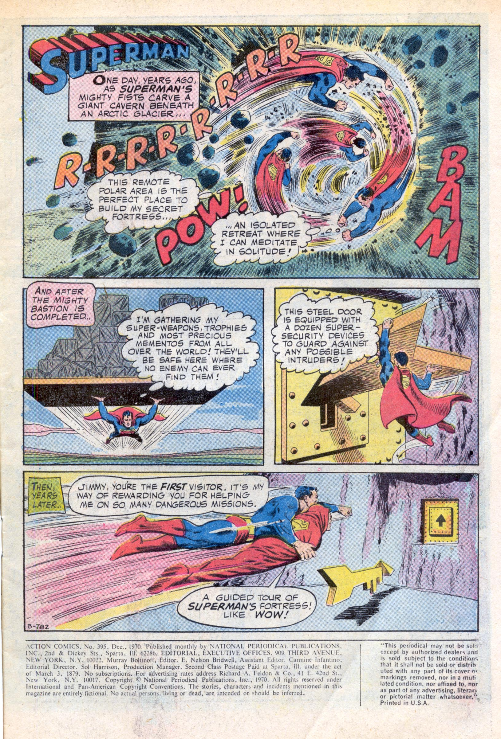 Read online Action Comics (1938) comic -  Issue #395 - 3
