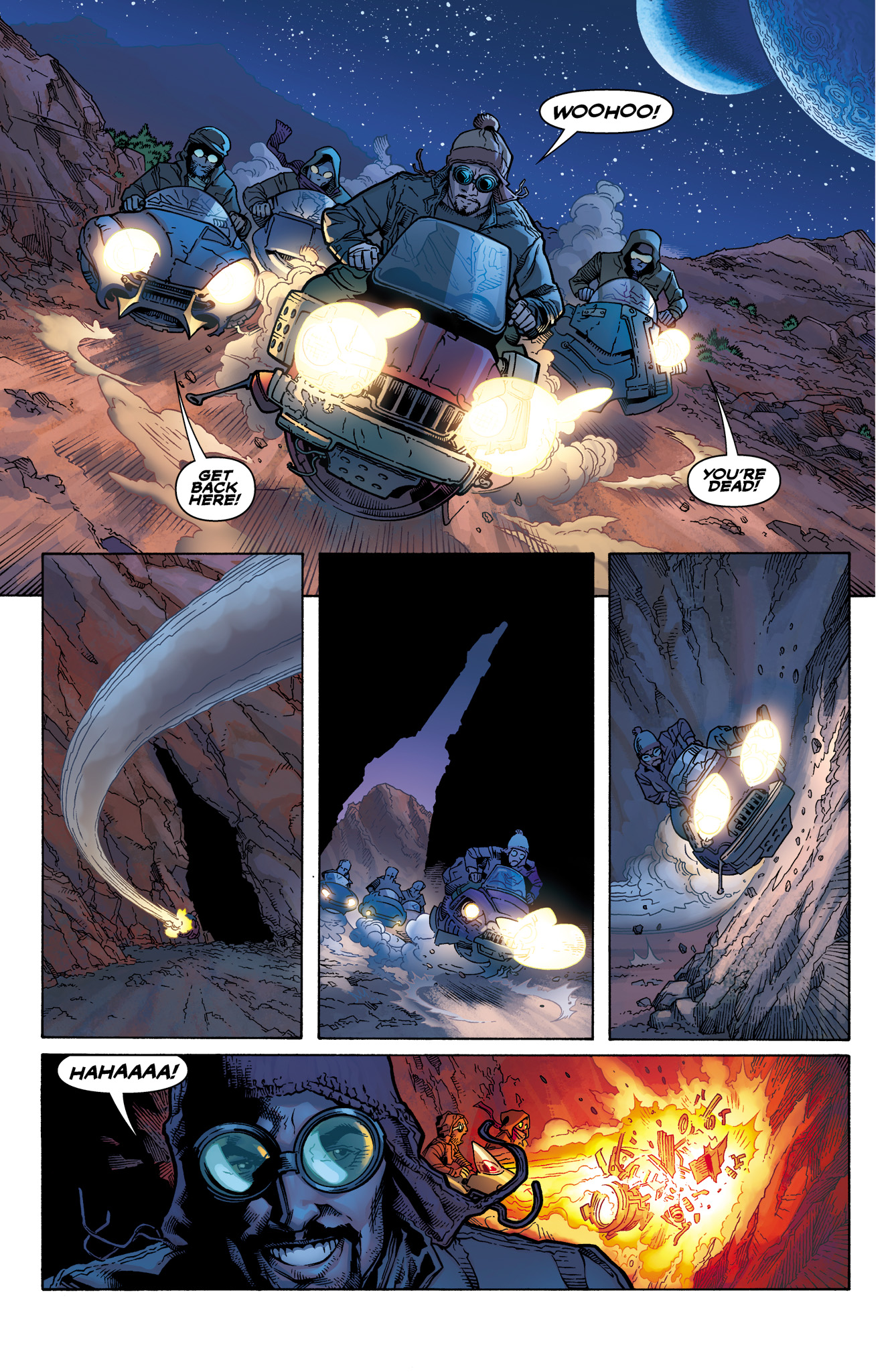 Read online Serenity: Firefly Class 03-K64  Leaves on the Wind comic -  Issue #1 - 23