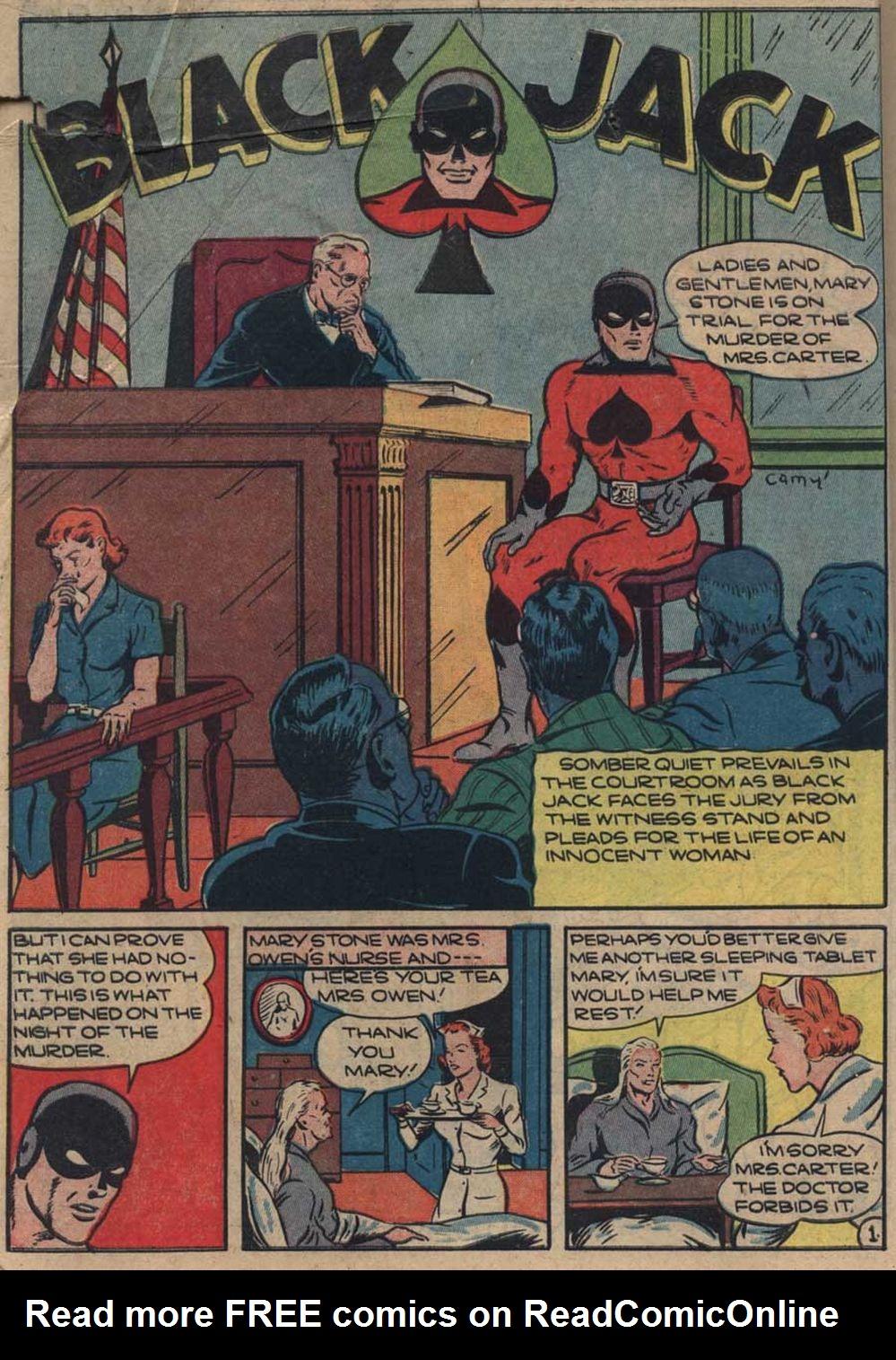Zip Comics 25 Page 19