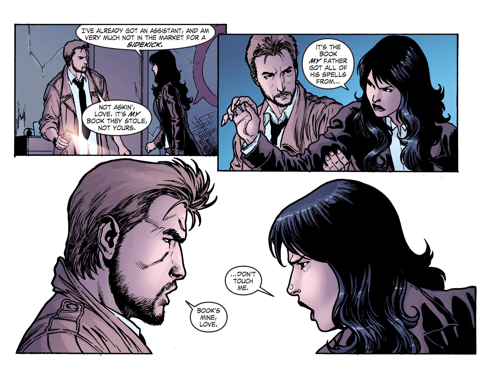 Read online Smallville: Harbinger comic -  Issue #2 - 16