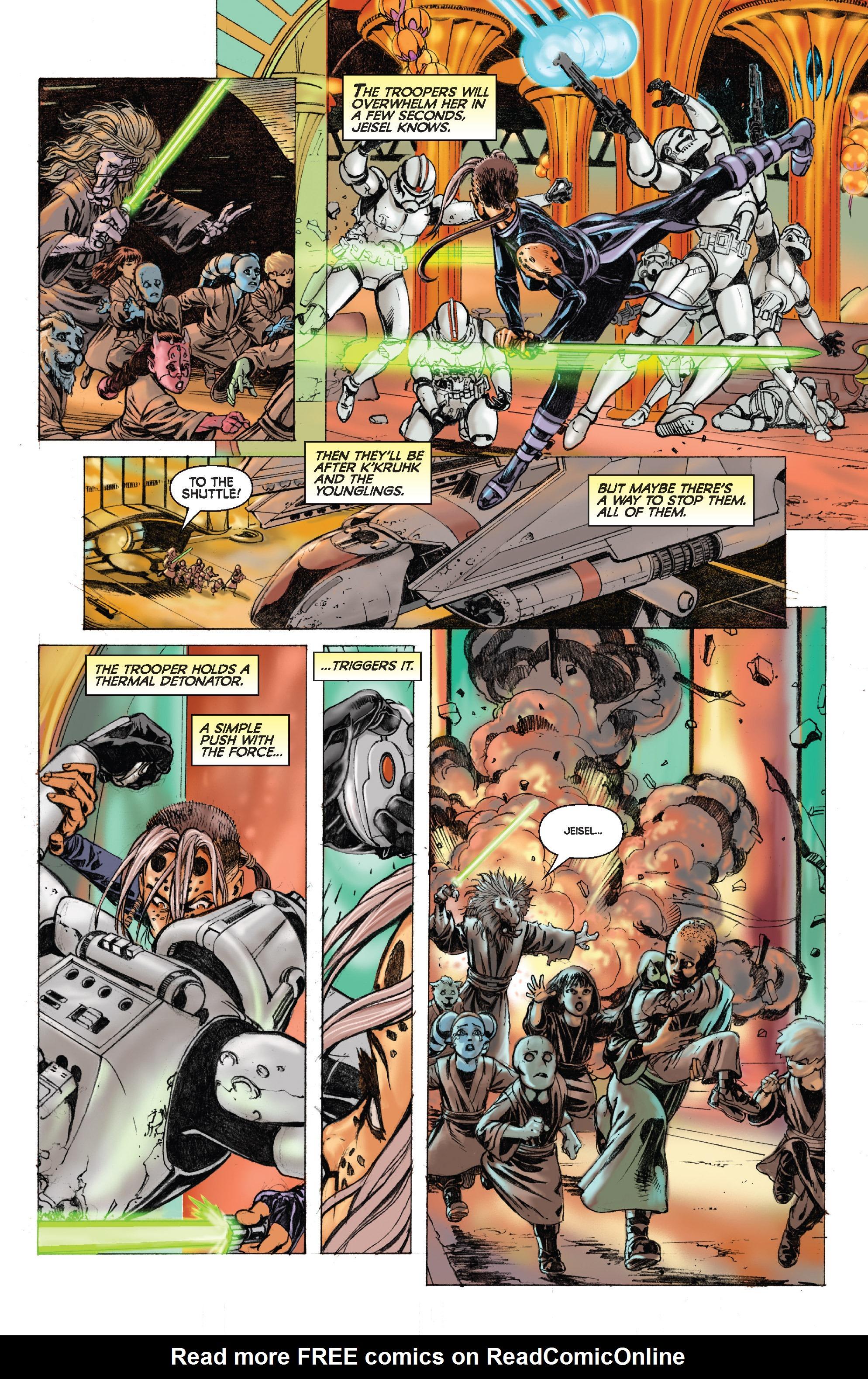 Read online Star Wars Omnibus comic -  Issue # Vol. 31 - 182