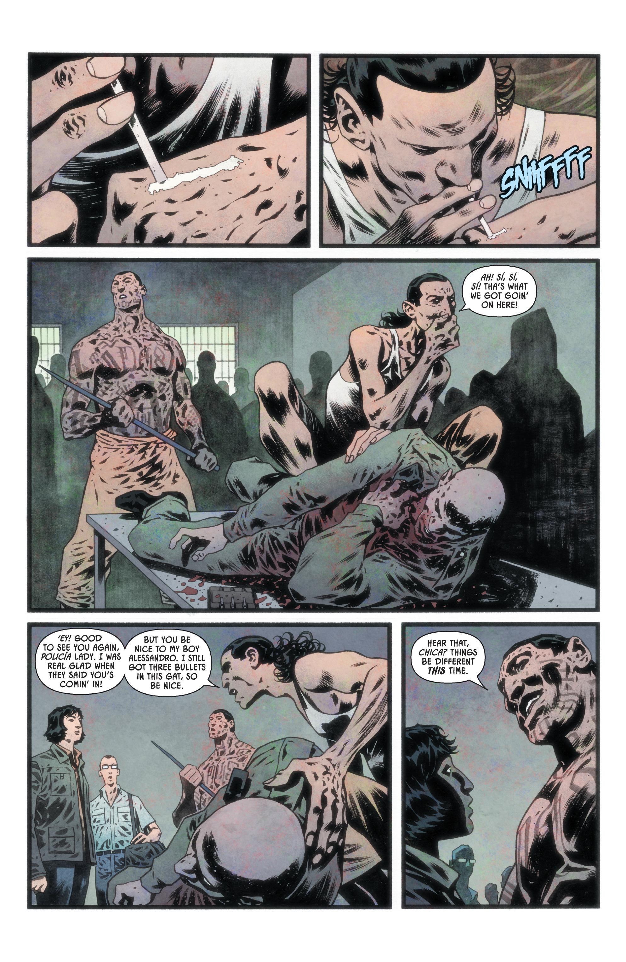 Read online Dead Inside comic -  Issue #5 - 11