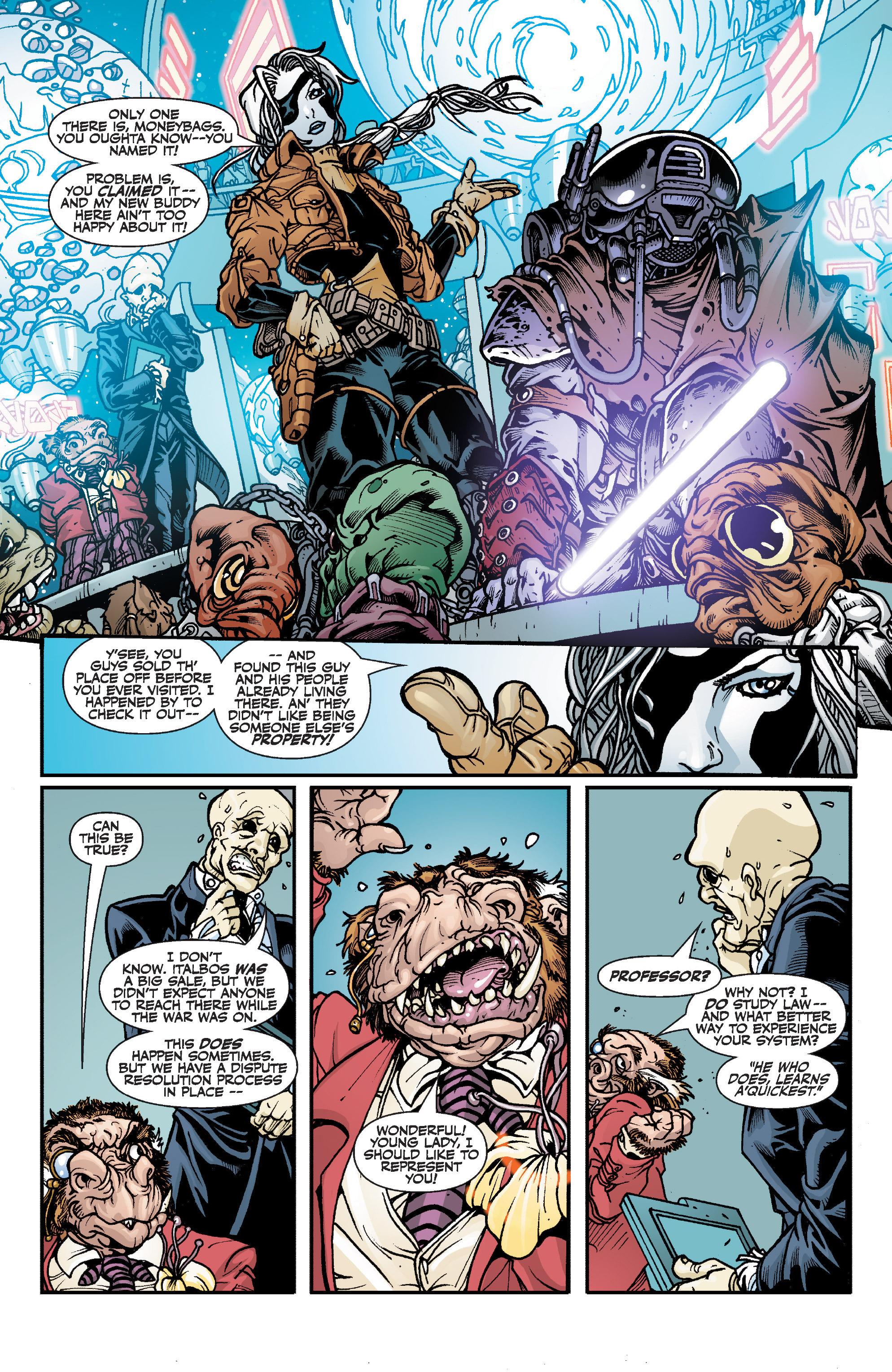 Read online Star Wars Omnibus comic -  Issue # Vol. 32 - 405