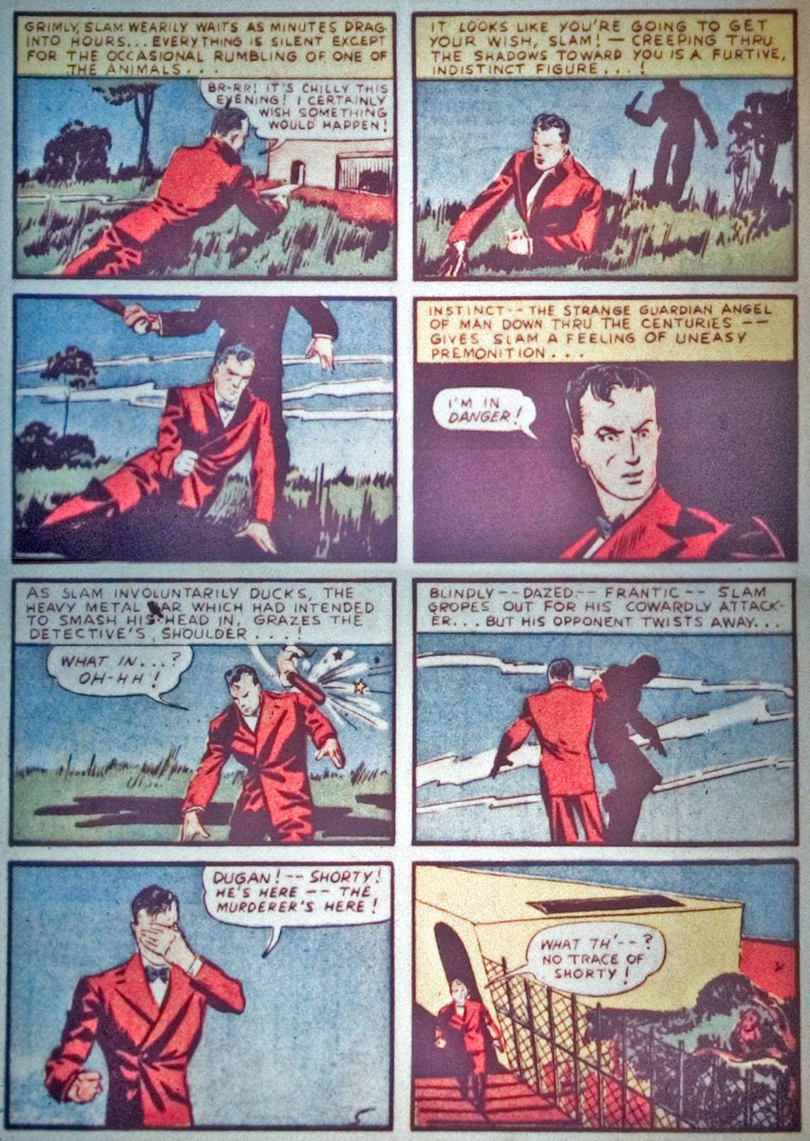 Read online Detective Comics (1937) comic -  Issue #31 - 58