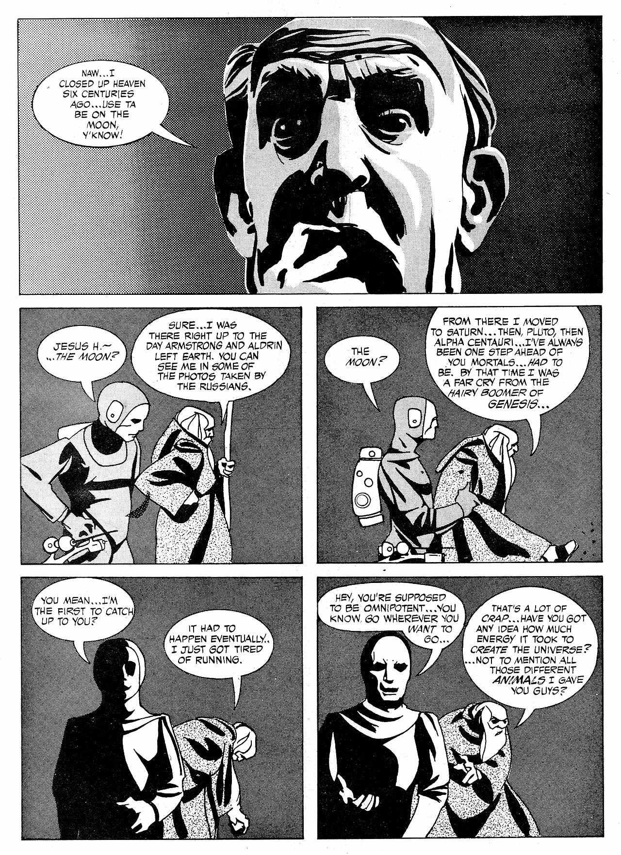 Read online Star*Reach comic -  Issue #7 - 7
