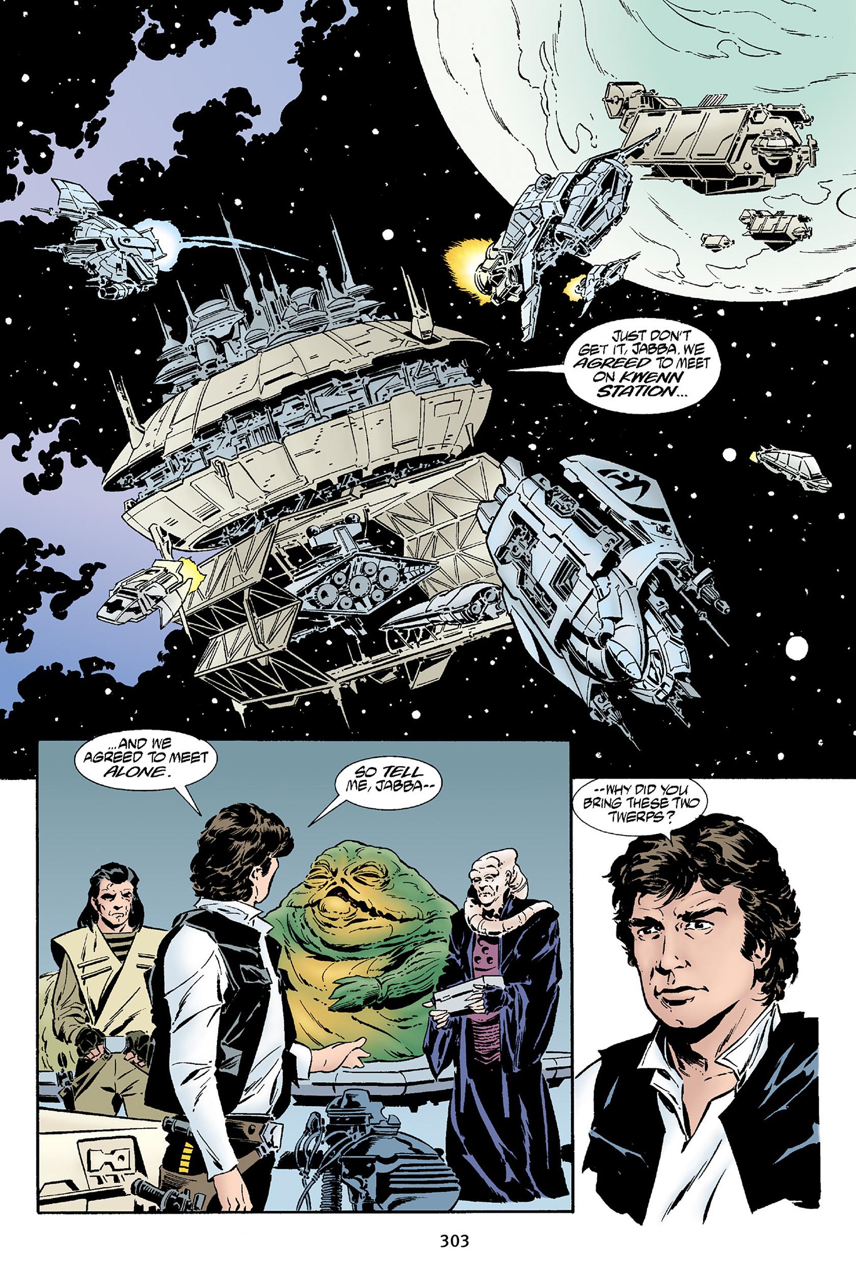 Read online Star Wars Omnibus comic -  Issue # Vol. 30 - 300