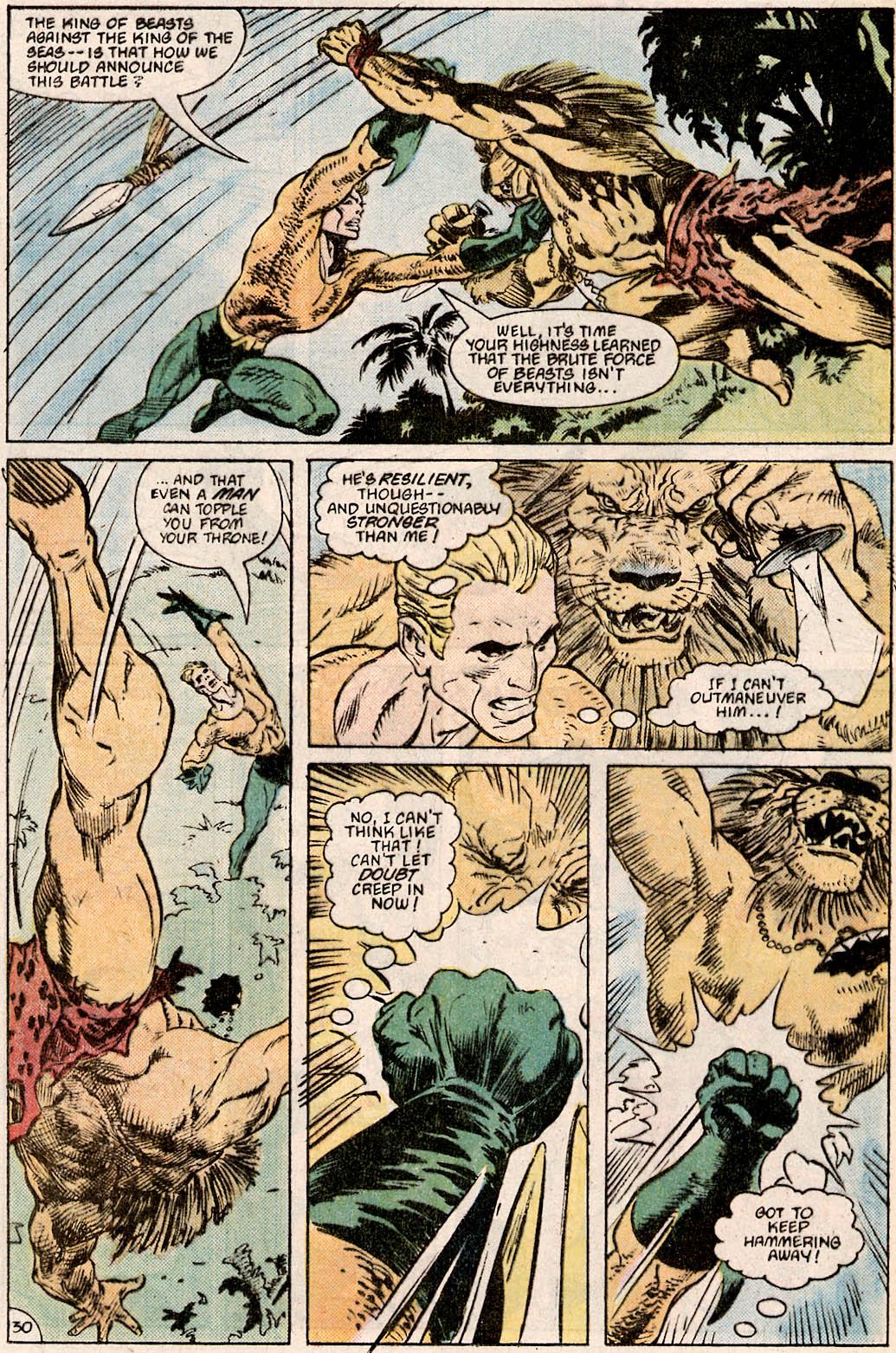 Read online Aquaman Special comic -  Issue #Aquaman Special Full - 31