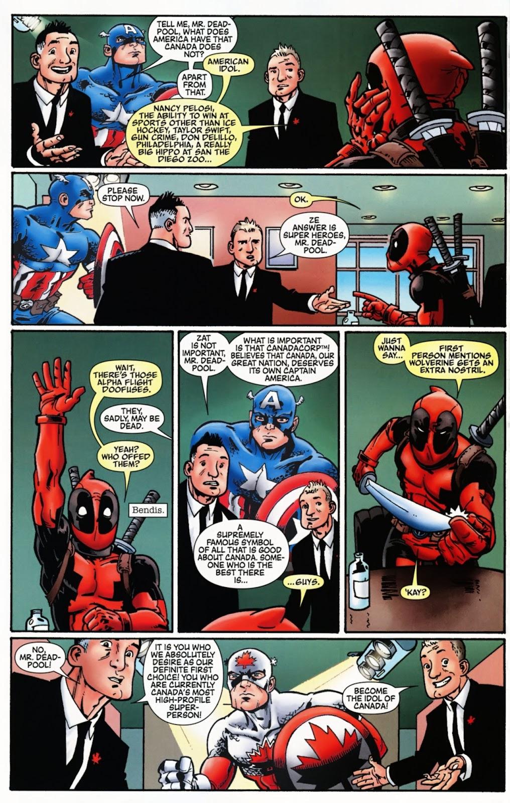 Read online Deadpool (2008) comic -  Issue #1000 - 55