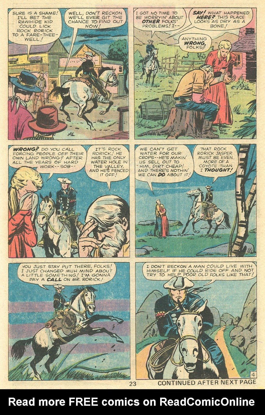 The Rawhide Kid (1955) issue 141 - Page 25