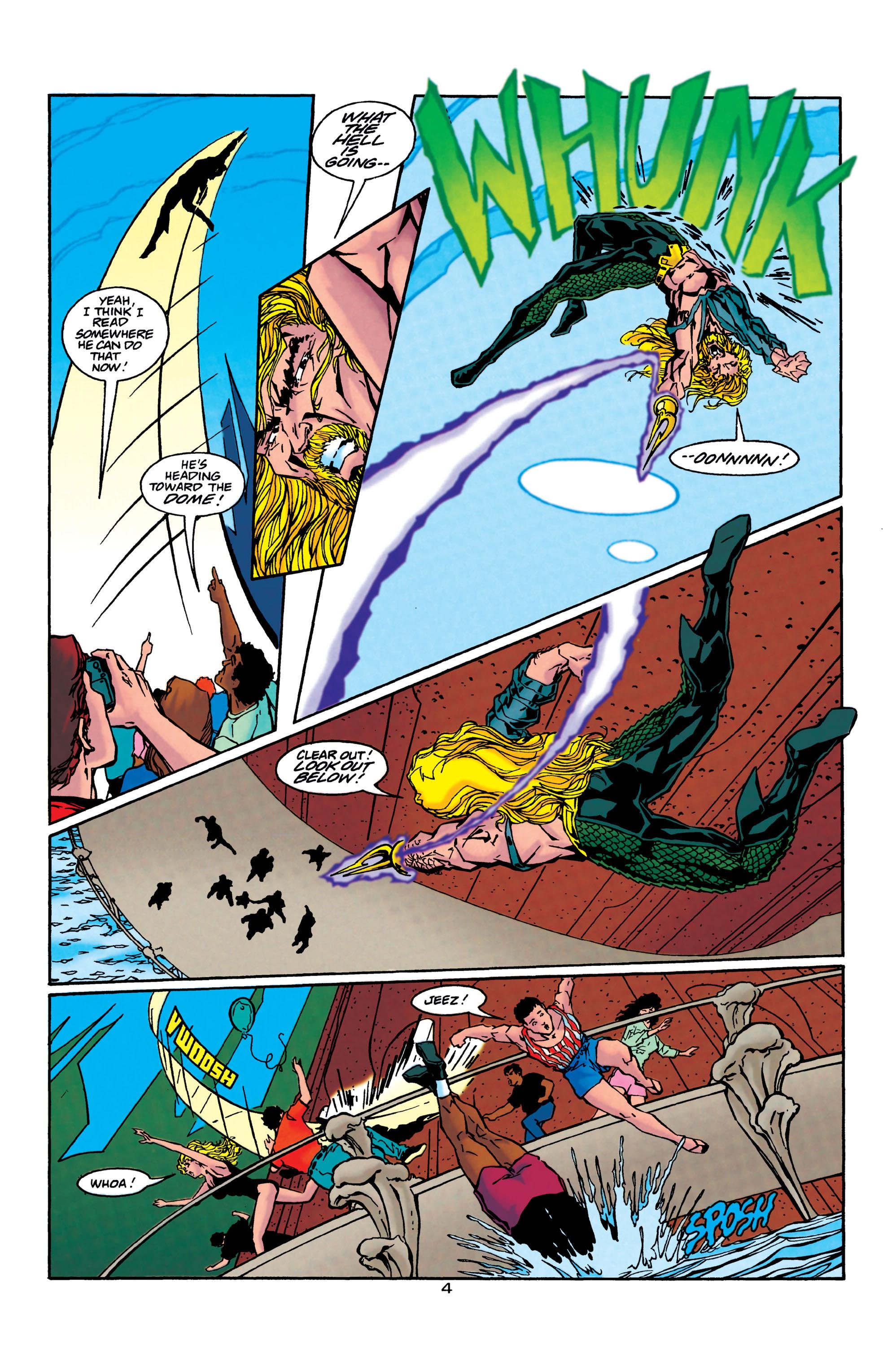Read online Aquaman (1994) comic -  Issue #40 - 5