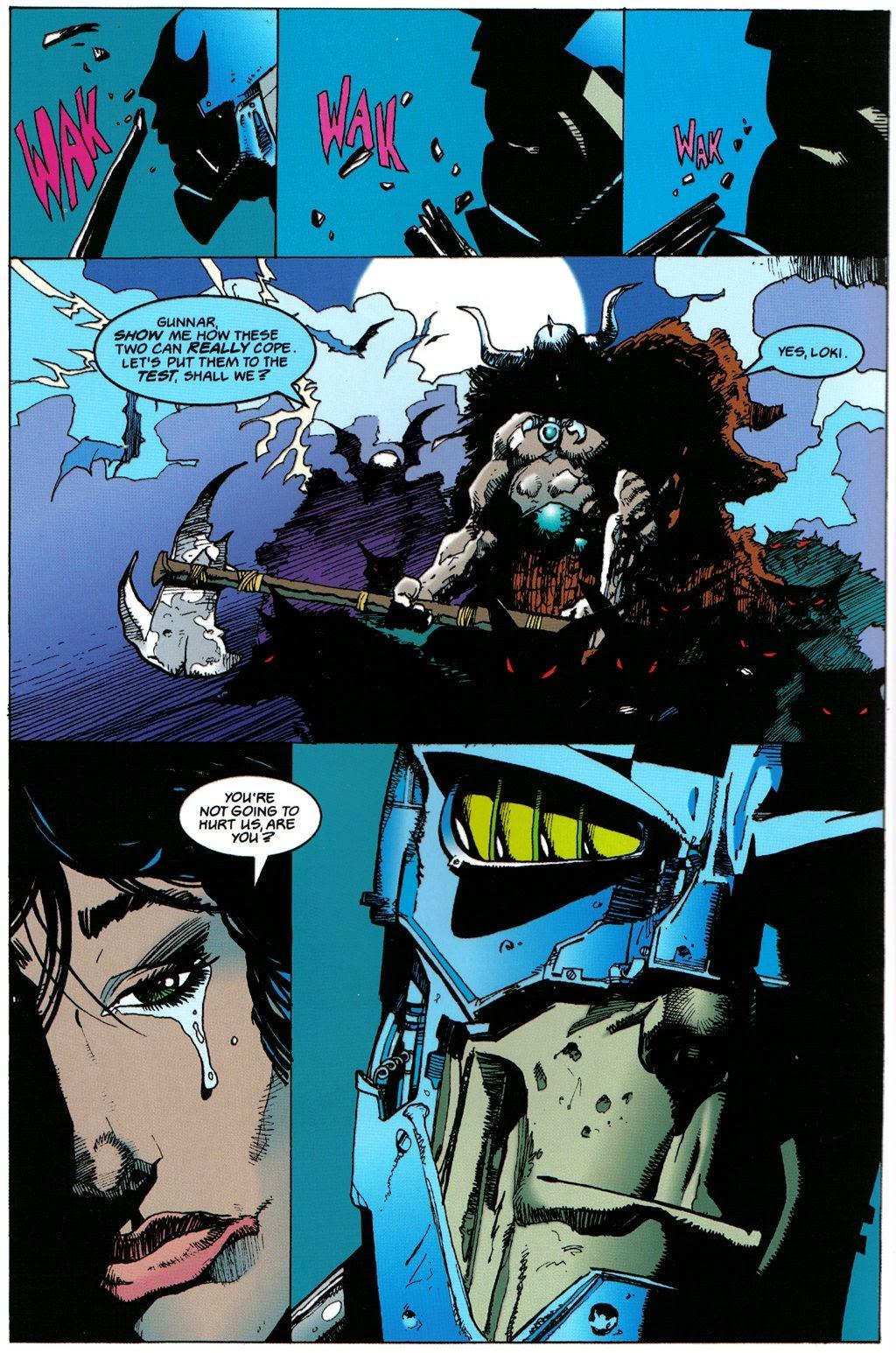 Read online Bisley's Scrapbook comic -  Issue # Full - 10
