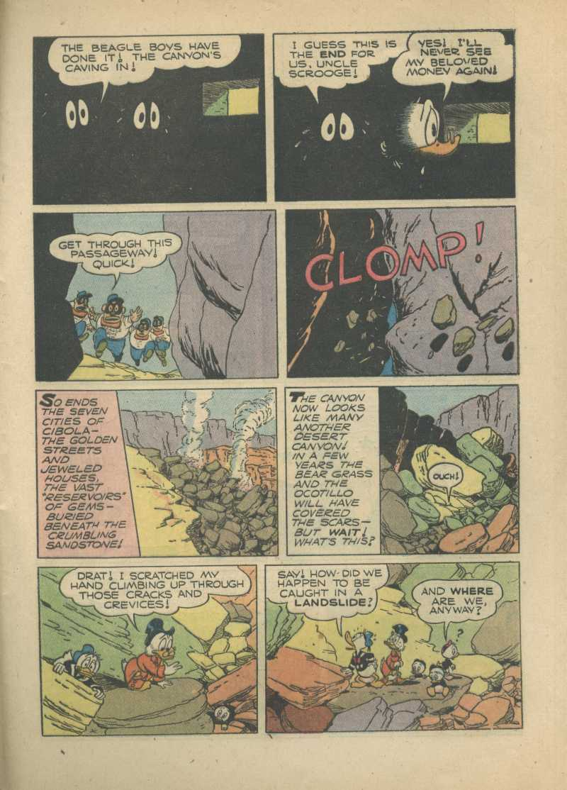 Read online Uncle Scrooge (1953) comic -  Issue #7 - 29