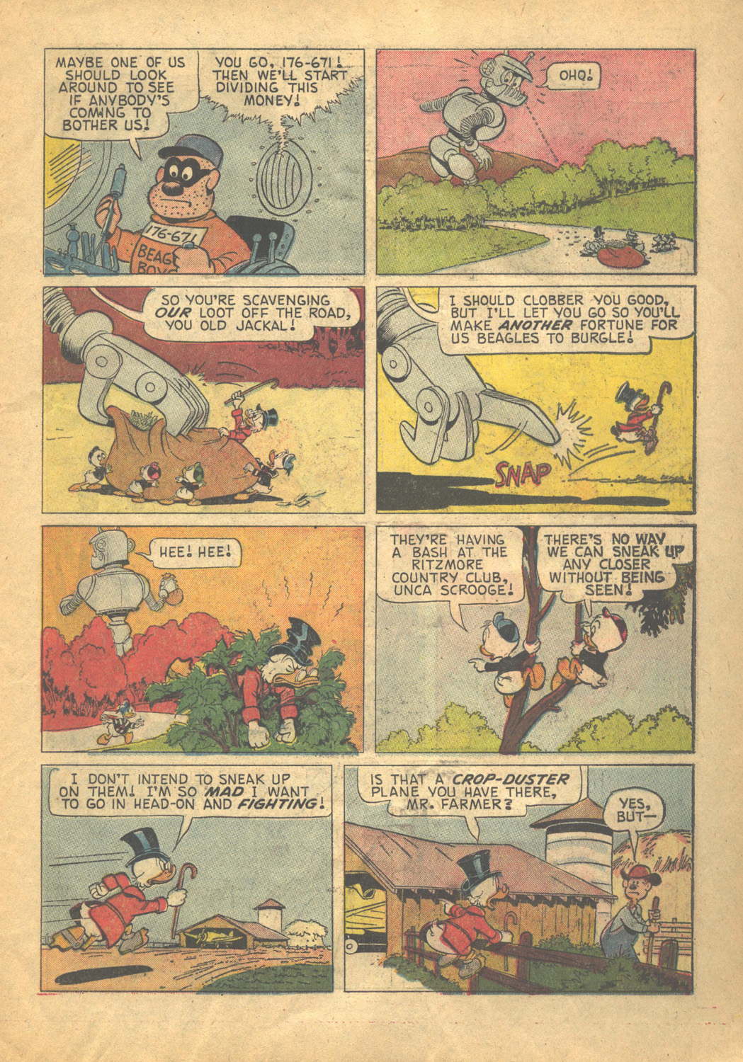 Read online Uncle Scrooge (1953) comic -  Issue #58 - 15