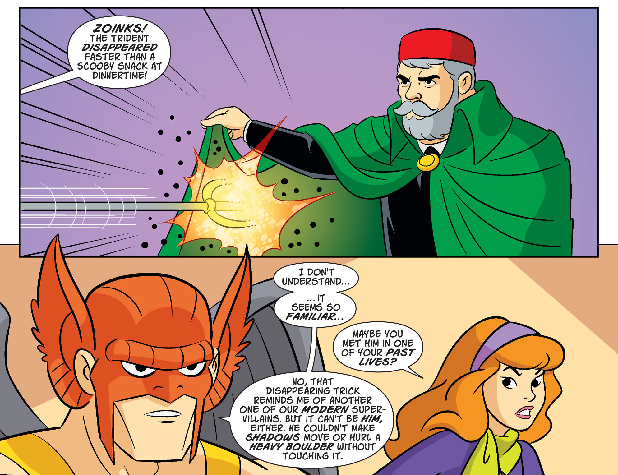 Read online Scooby-Doo! Team-Up comic -  Issue #33 - 19