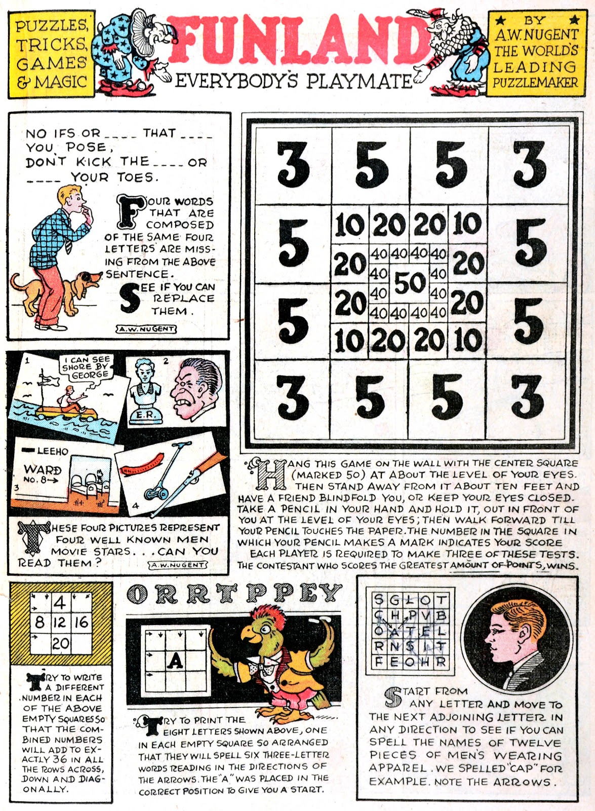 Read online Famous Funnies comic -  Issue #43 - 33