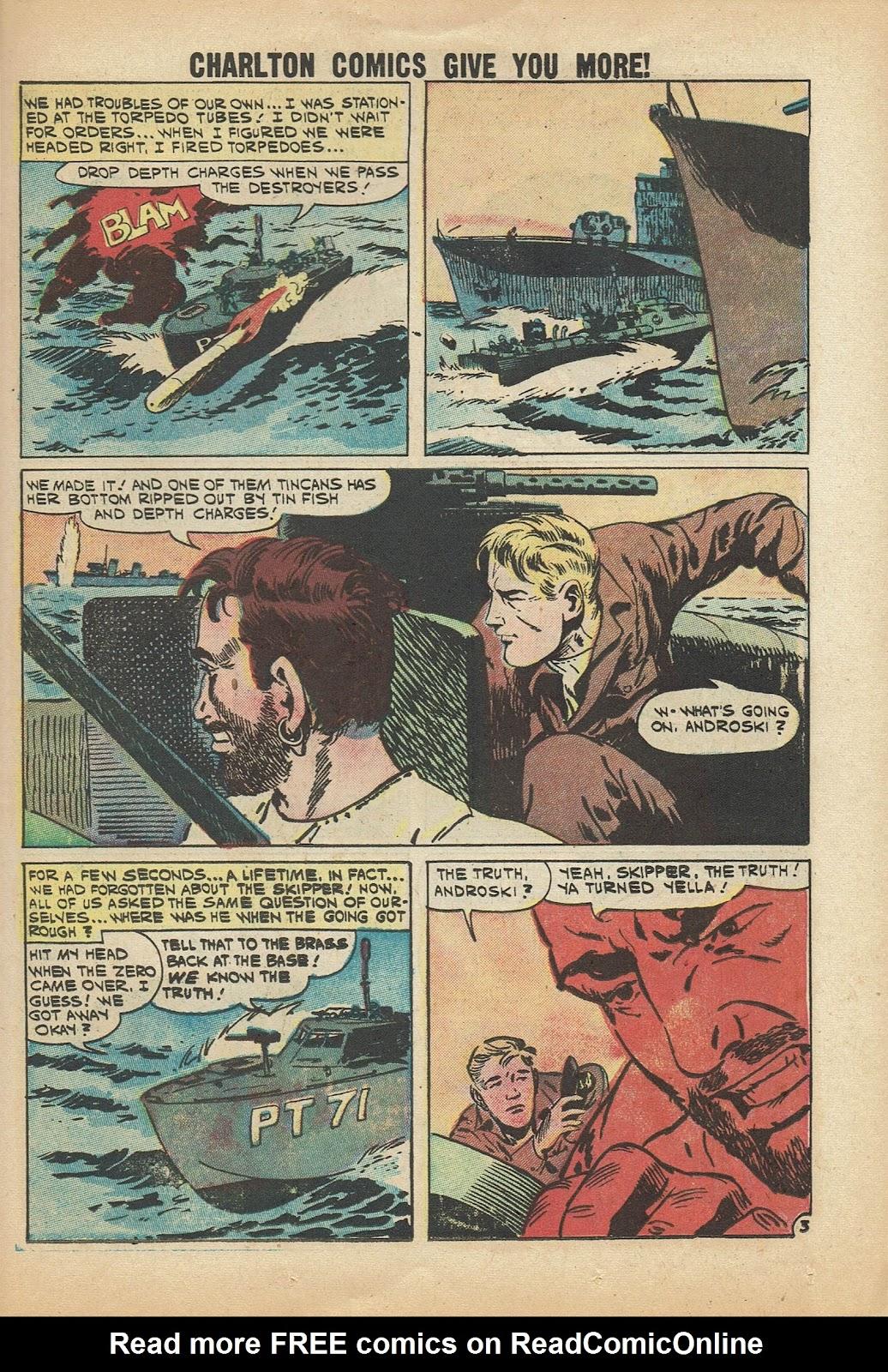Read online Fightin' Navy comic -  Issue #97 - 23
