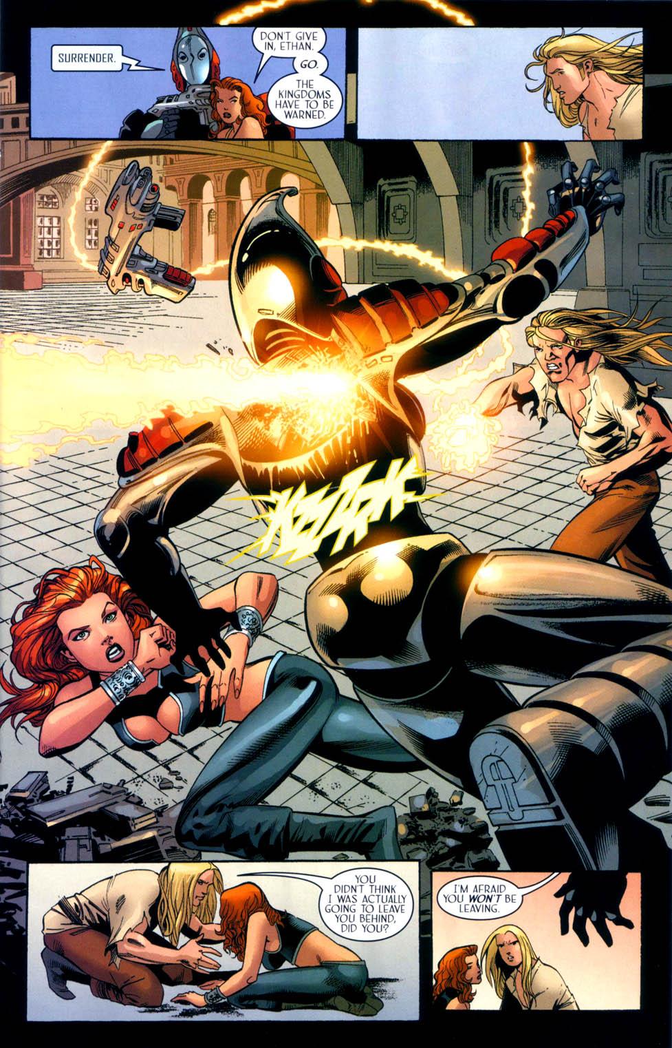 Read online Scion comic -  Issue #33 - 17