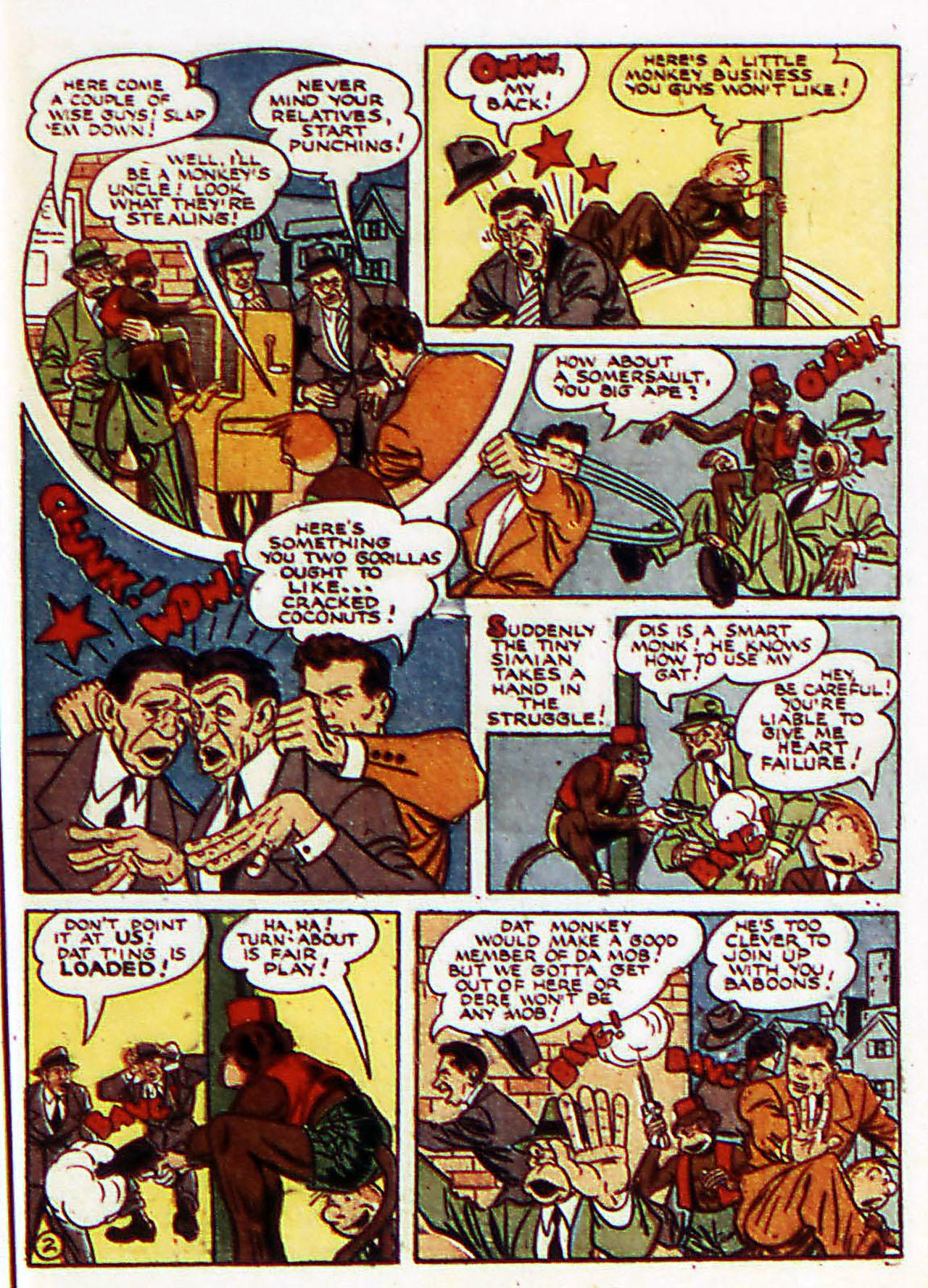 Read online Detective Comics (1937) comic -  Issue #72 - 60