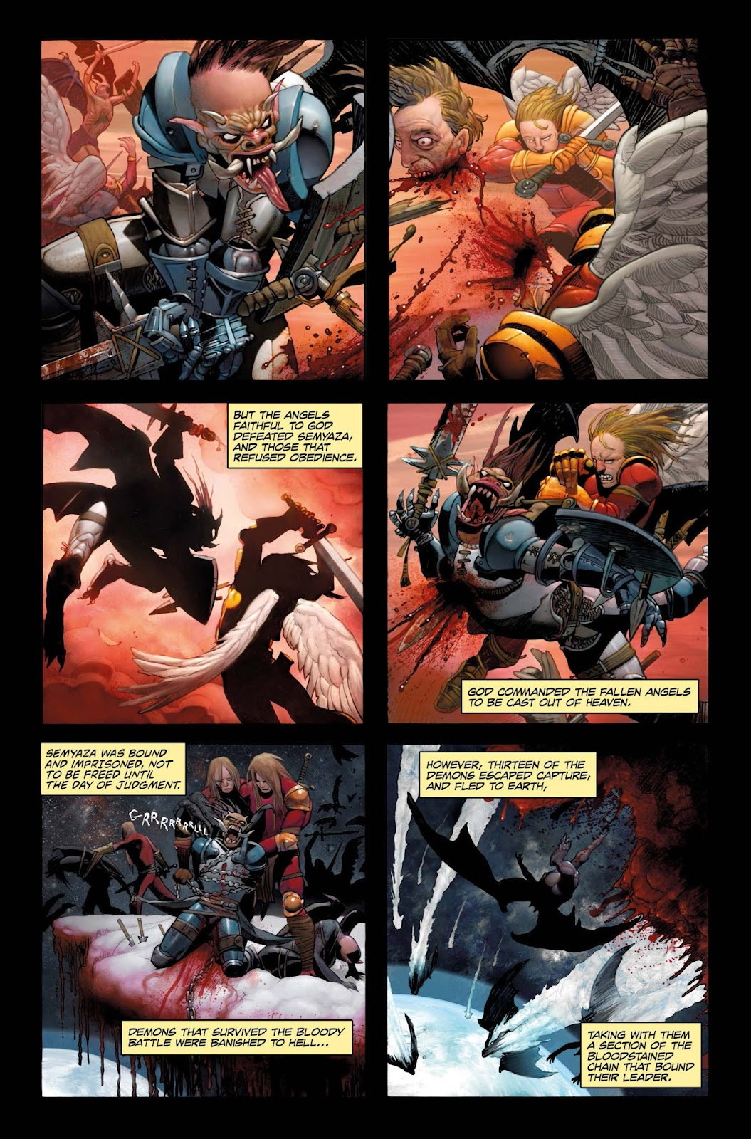 13 Coins issue TPB - Page 8