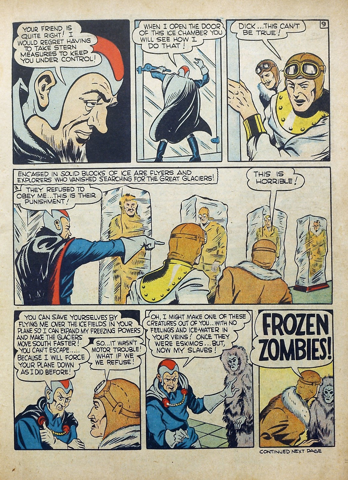 Reglar Fellers Heroic Comics issue 13 - Page 11