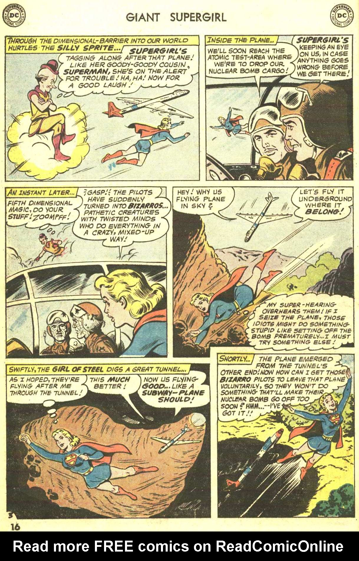 Read online Action Comics (1938) comic -  Issue #373 - 16