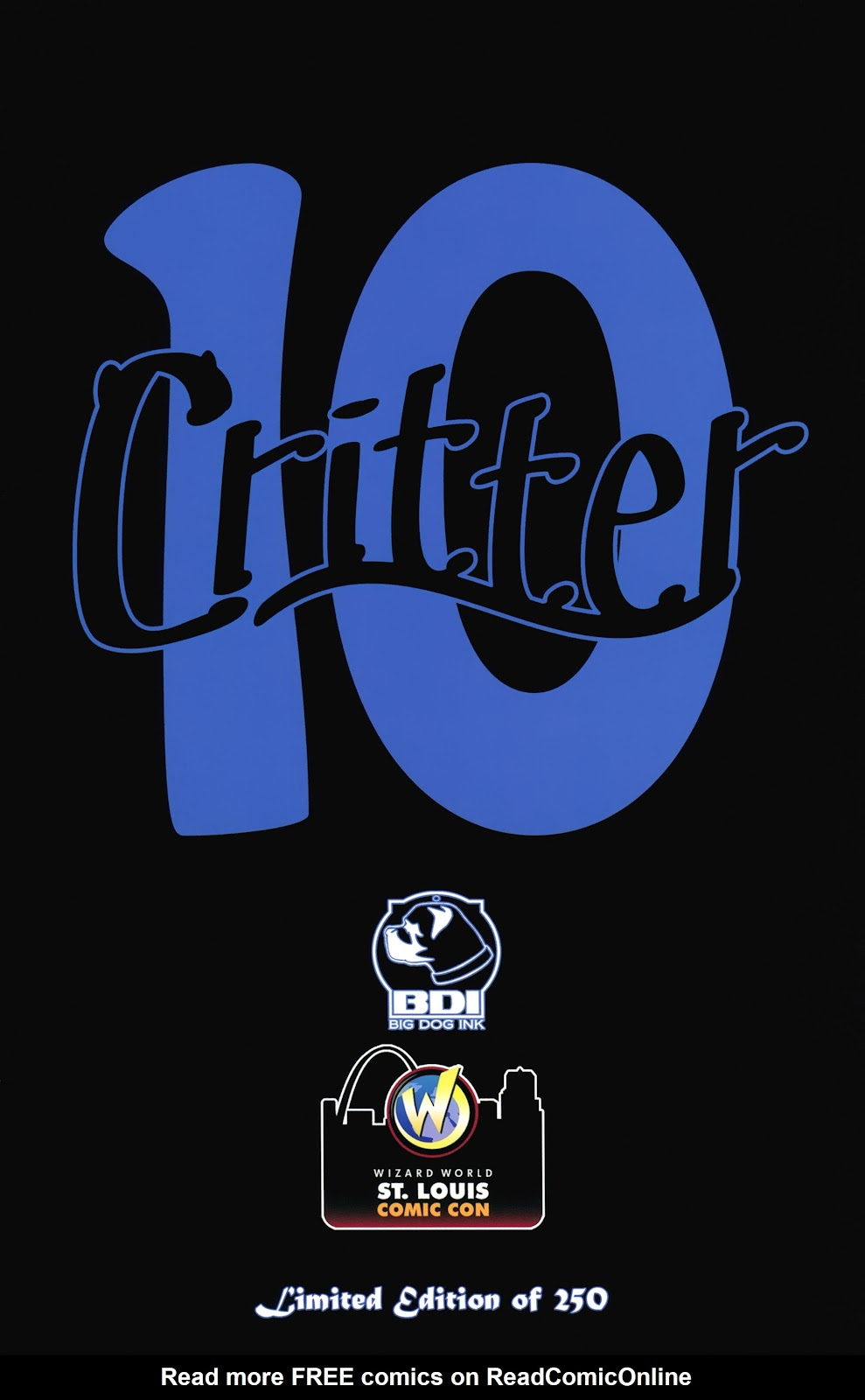 Read online Critter (2012) comic -  Issue #10 - 30