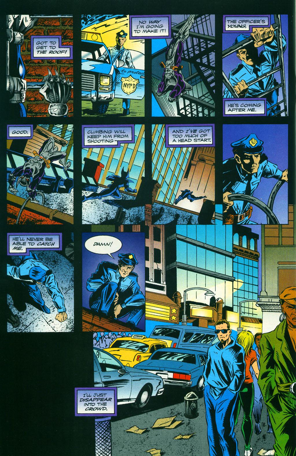 Read online ShadowHawk comic -  Issue #5 - 24