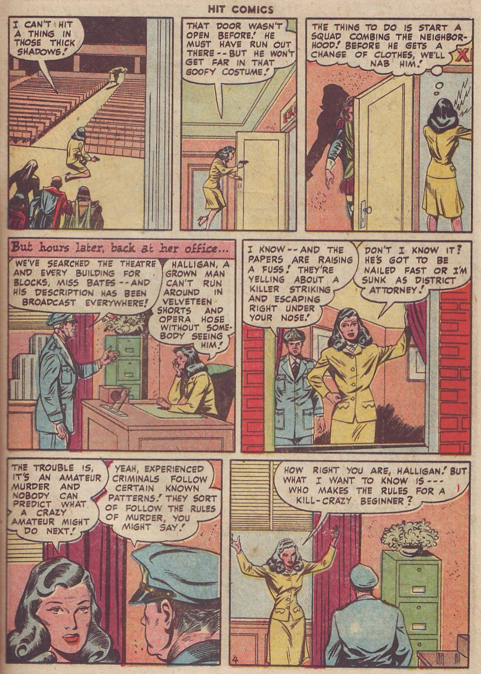 Read online Hit Comics comic -  Issue #51 - 29