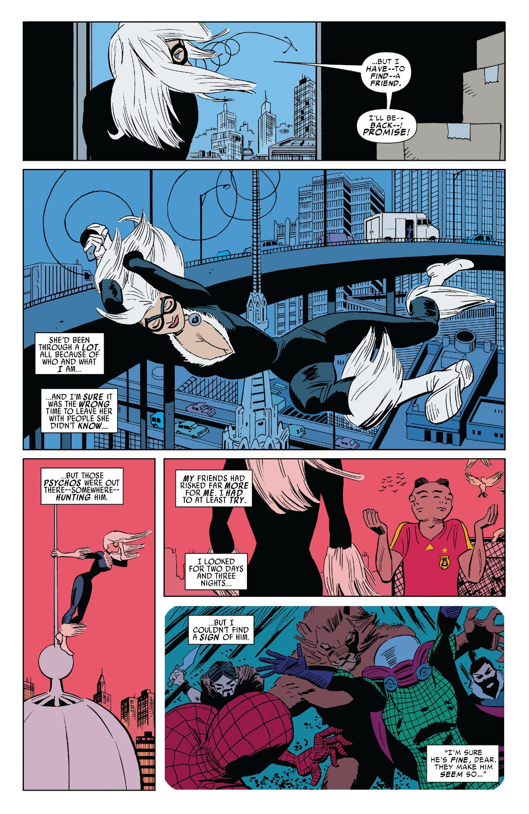 Amazing Spider-Man Presents: Black Cat Issue #4 #4 - English 17