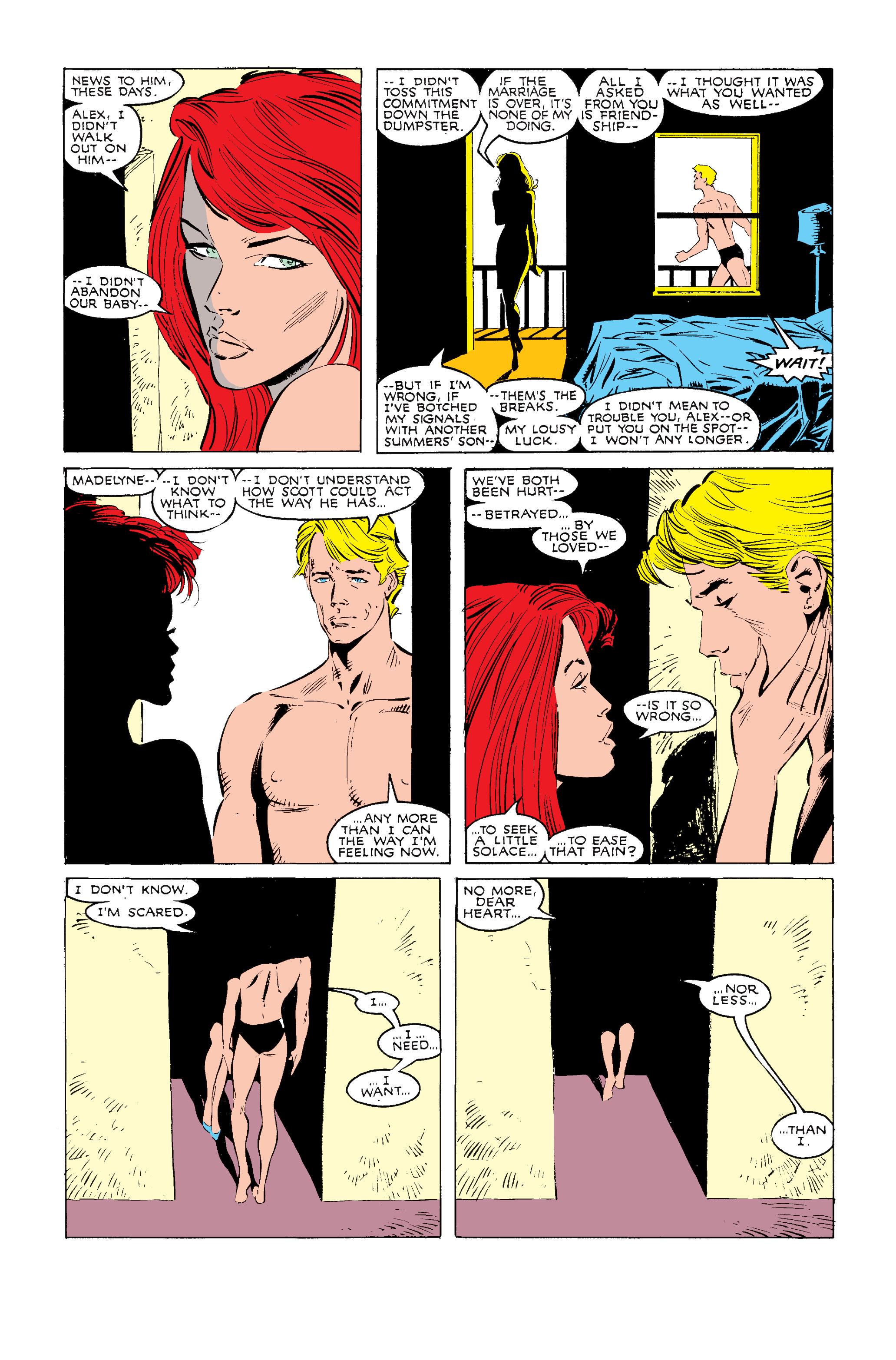 Read online Uncanny X-Men (1963) comic -  Issue #239 - 21