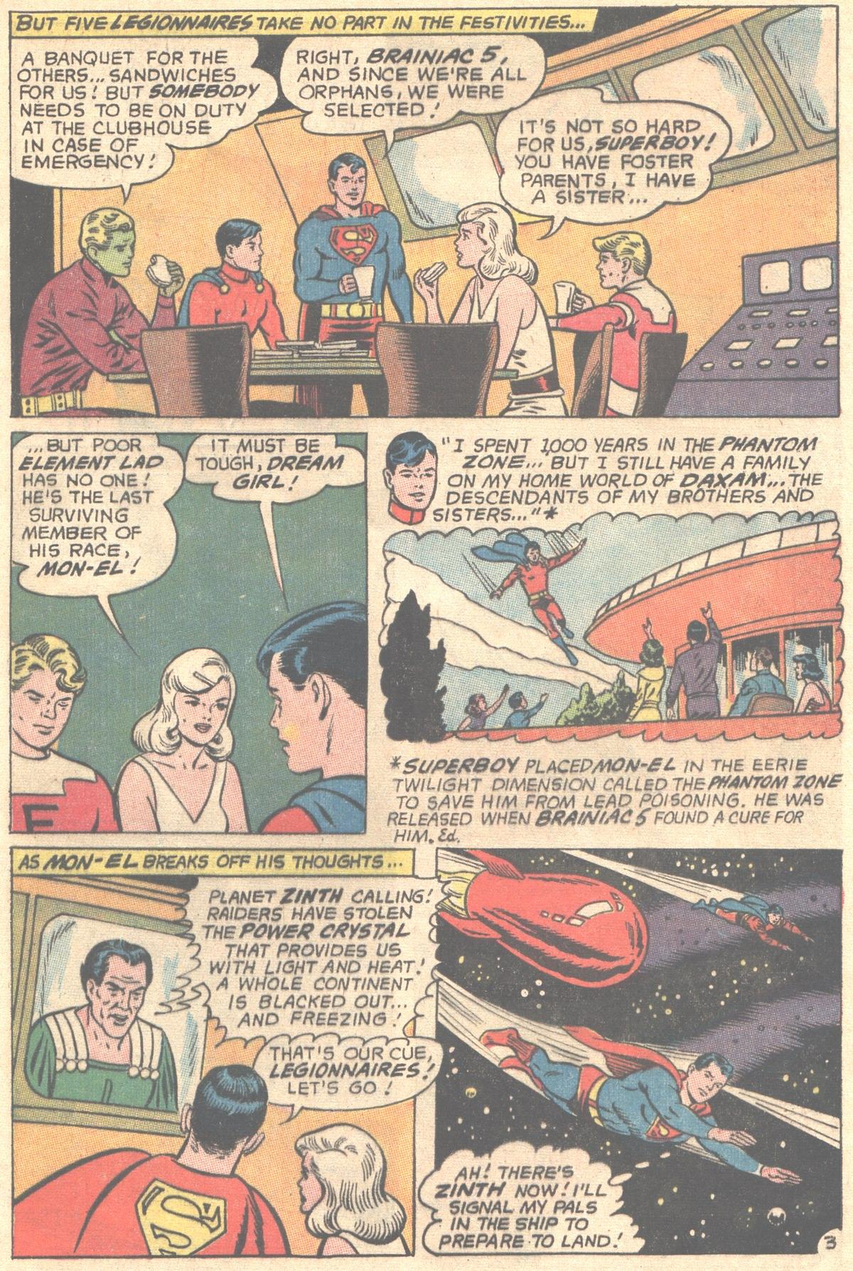 Read online Adventure Comics (1938) comic -  Issue #356 - 5