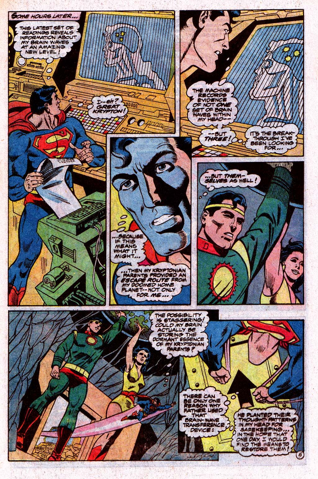 Read online Action Comics (1938) comic -  Issue #582 - 9