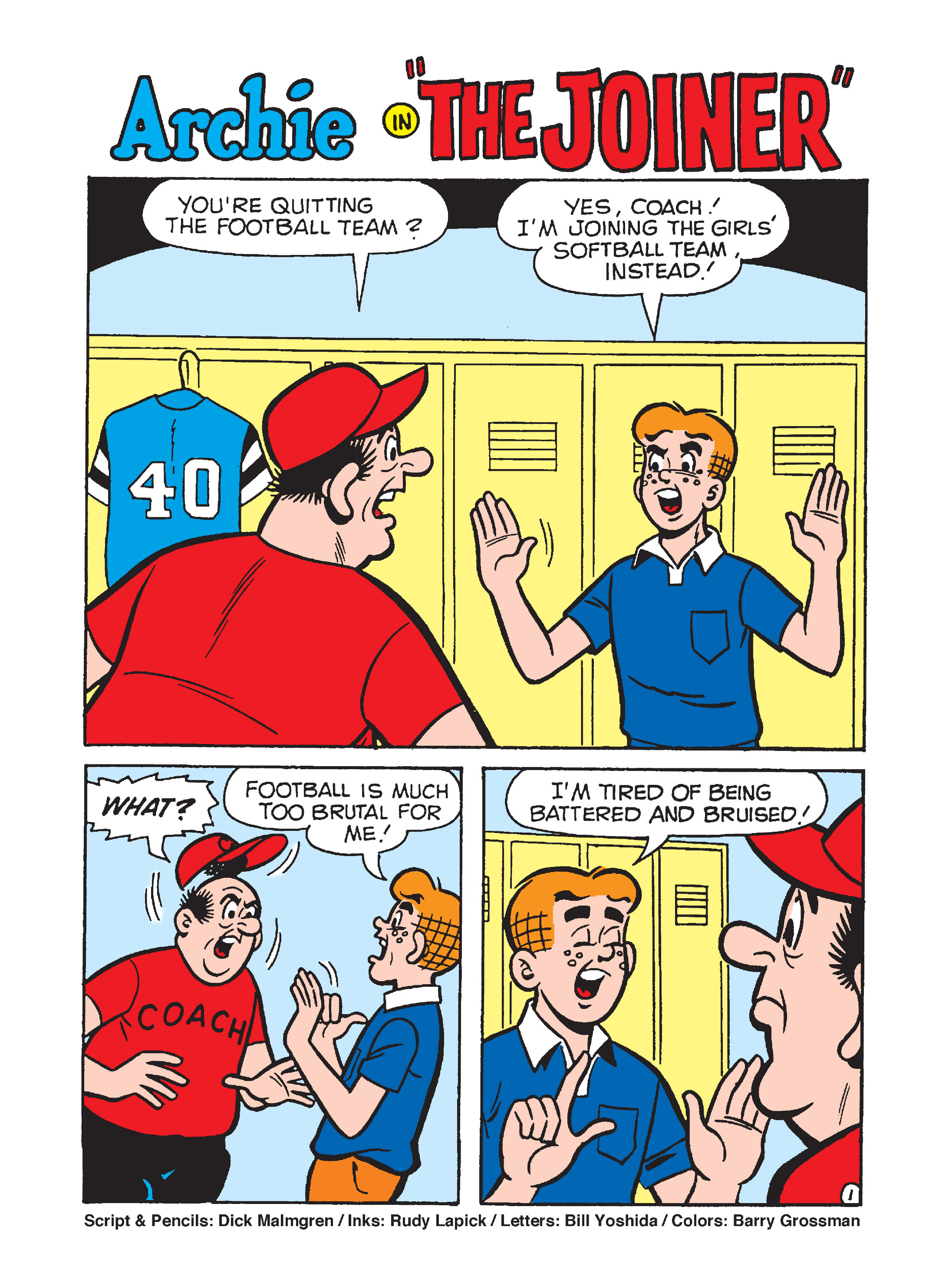 Read online Archie's Funhouse Double Digest comic -  Issue #2 - 79