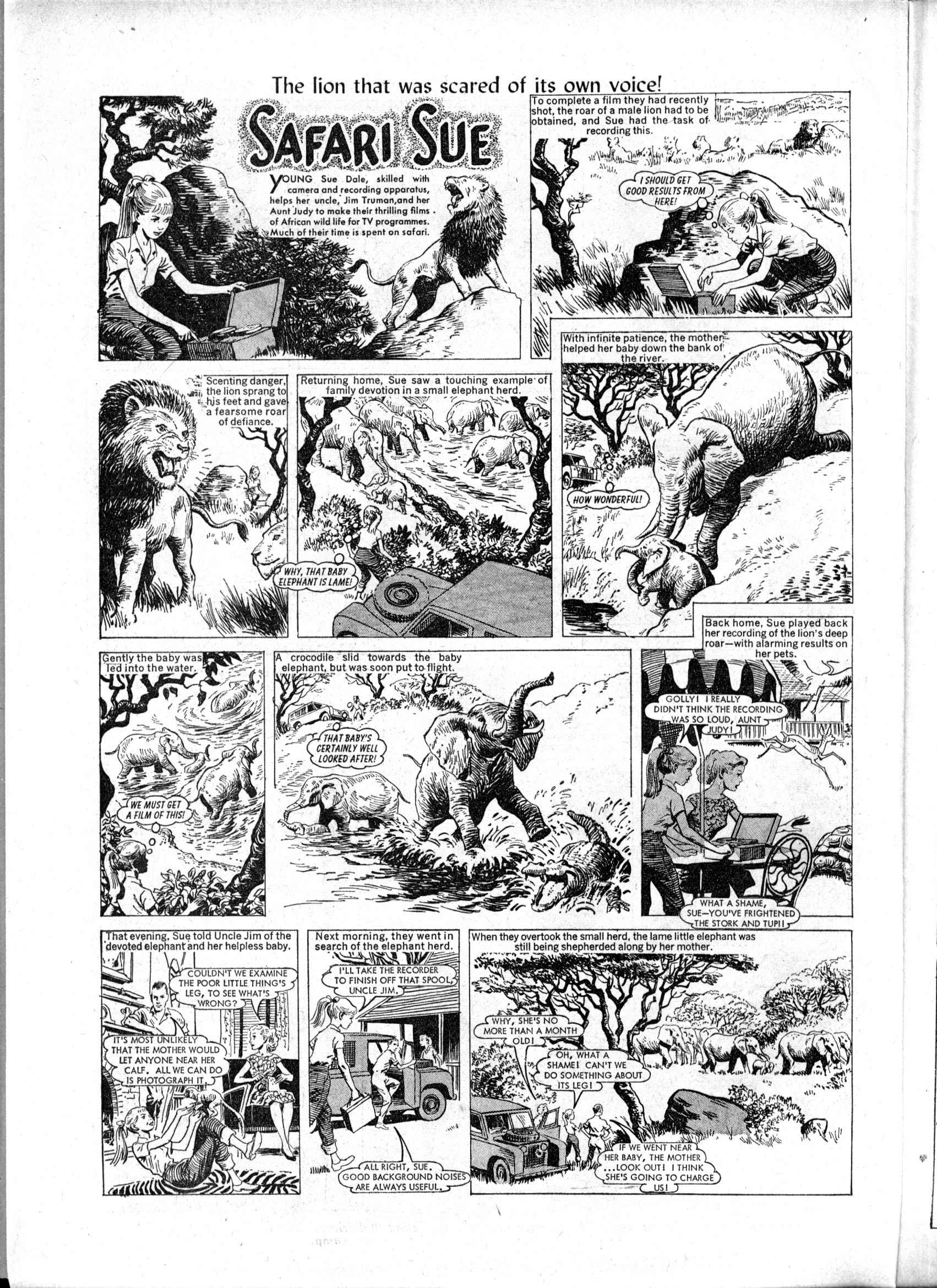 Read online Judy comic -  Issue #189 - 4