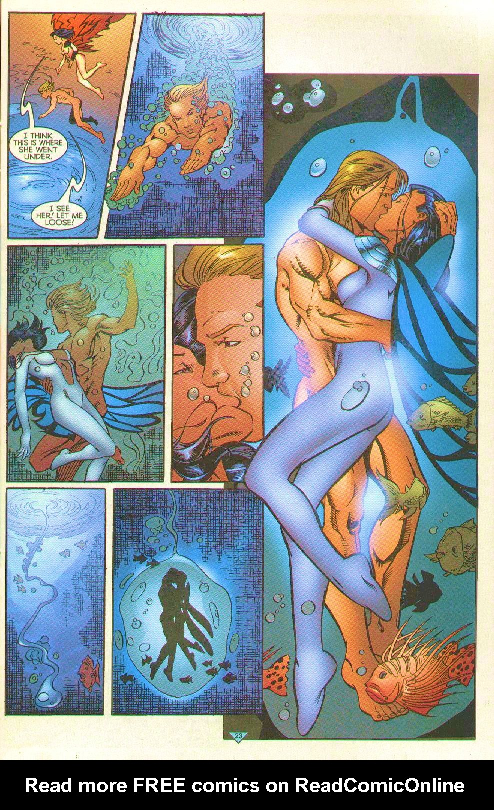 Read online Trinity Angels comic -  Issue #8 - 21