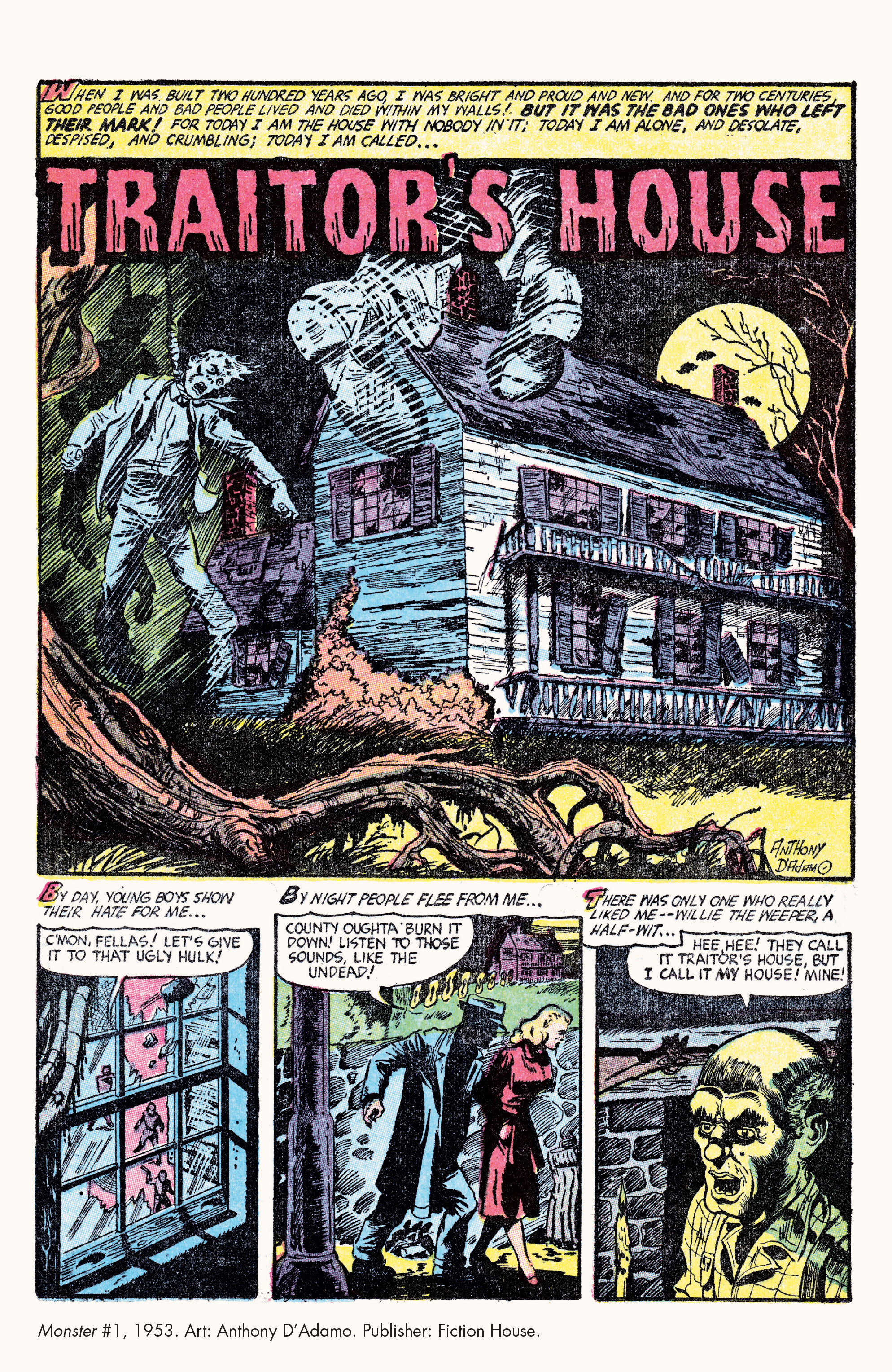 Read online Haunted Horror comic -  Issue #27 - 37