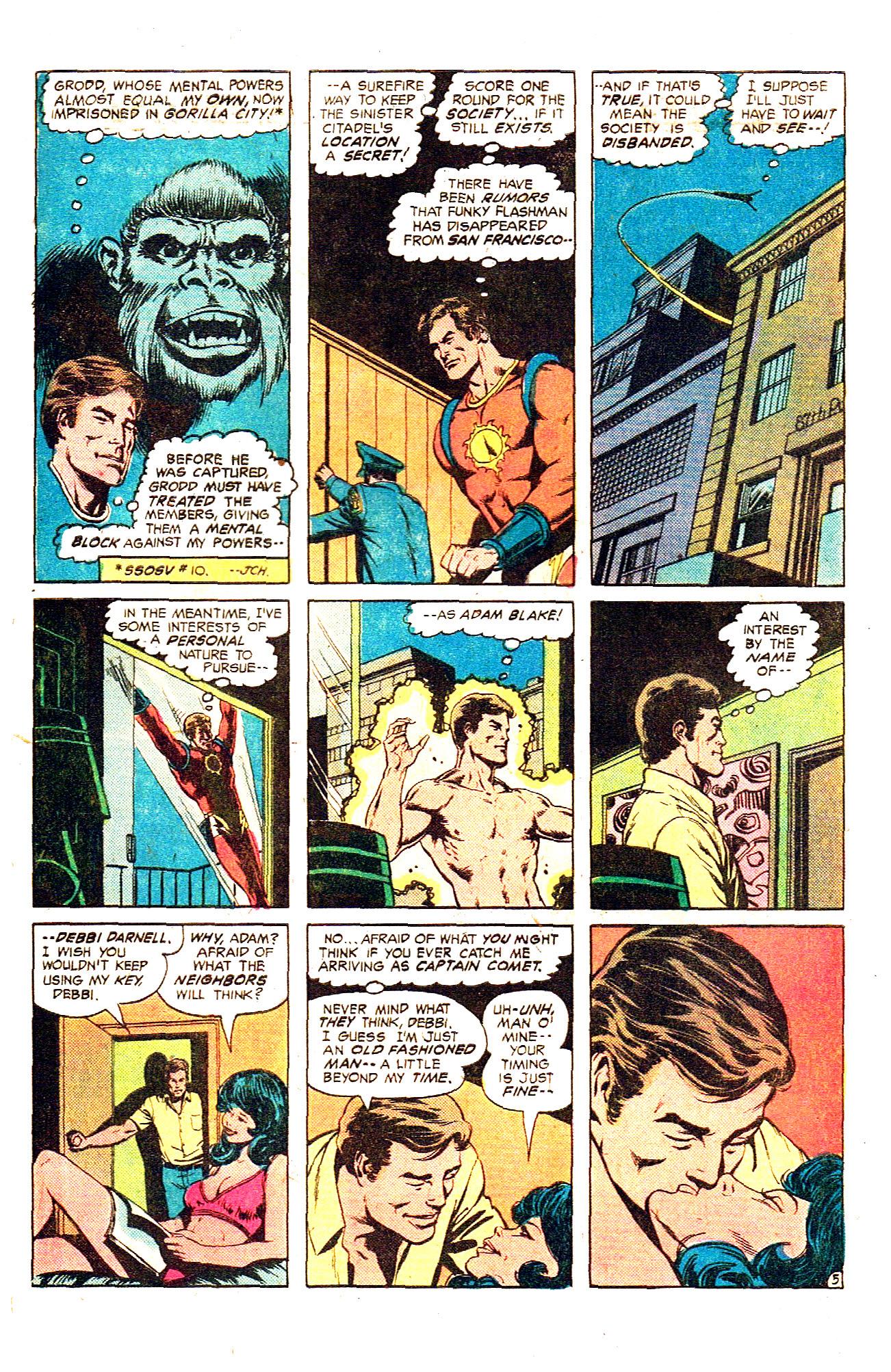 Read online Secret Society of Super-Villains comic -  Issue #12 - 9