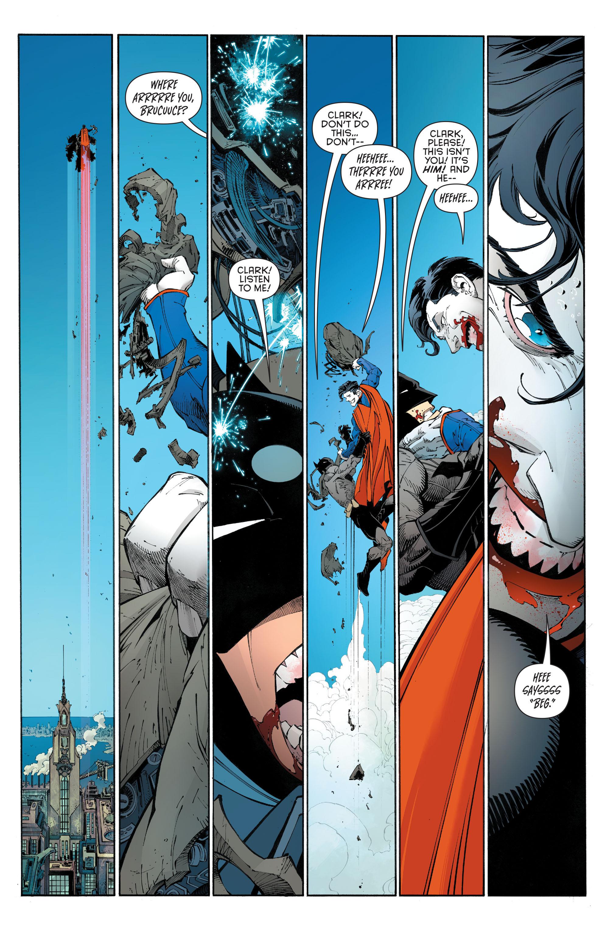 Read online Batman (2011) comic -  Issue # _TPB 7 - 38