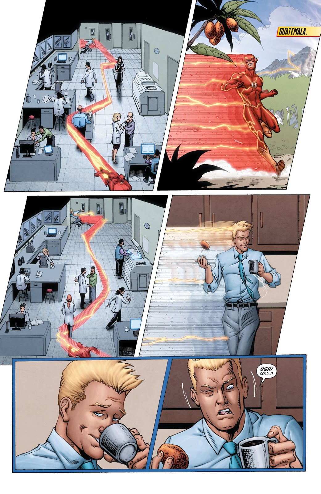 Read online The Flash (2011) comic -  Issue # _TPB 6 (Part 1) - 26