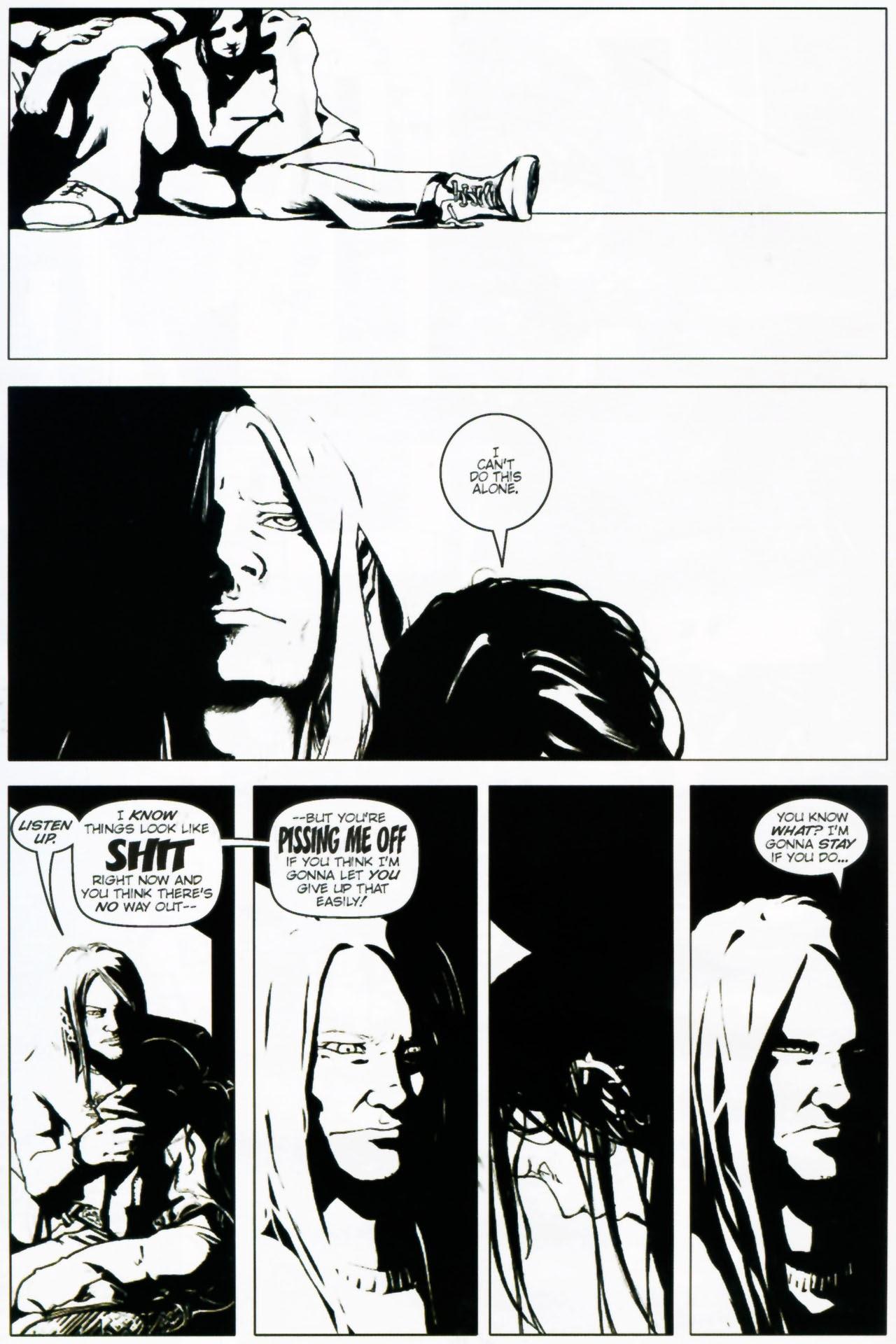 In Her Darkest Hour Full Page 23