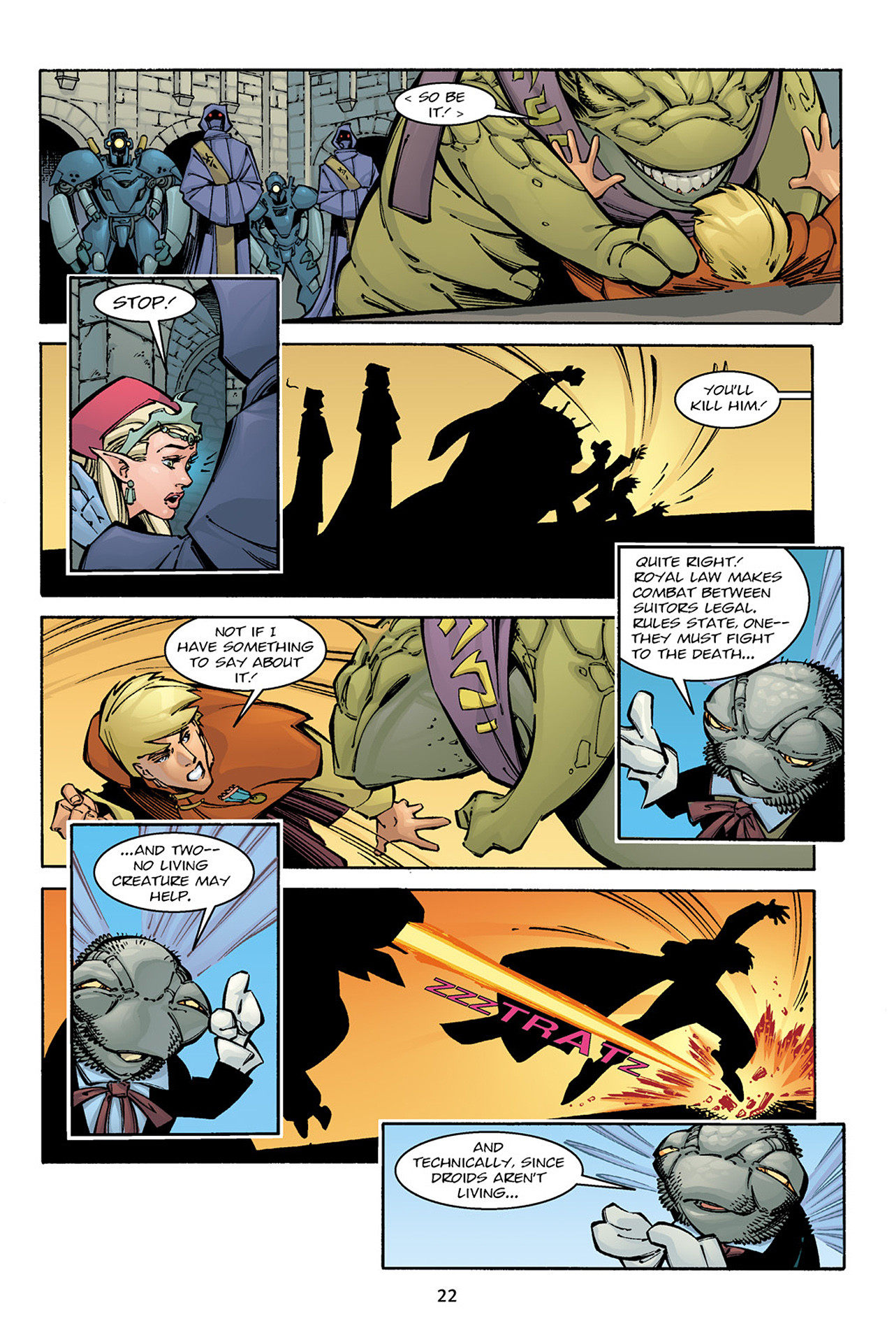 Read online Star Wars Omnibus comic -  Issue # Vol. 10 - 21