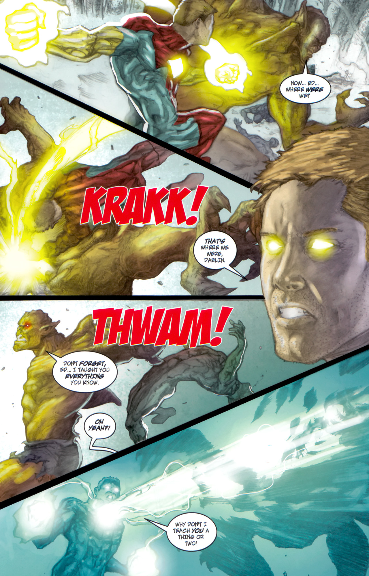 Read online Phoenix comic -  Issue #6 - 17