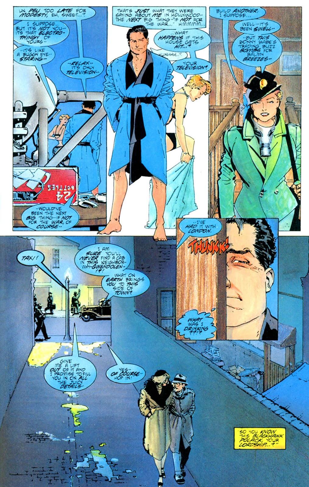 Blackhawk (1988) issue 1 - Page 21