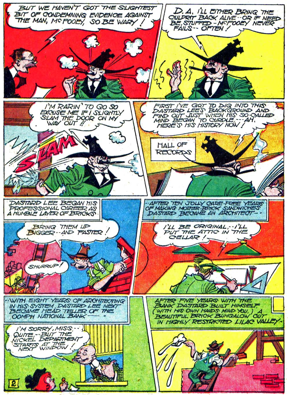Star Spangled Comics (1941) issue 27 - Page 28