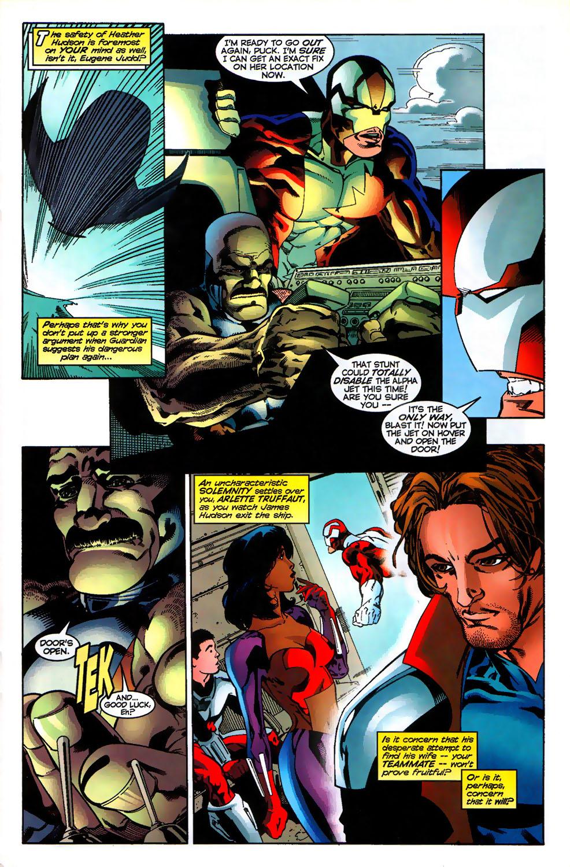 Read online Alpha Flight (1997) comic -  Issue # _Annual - 17