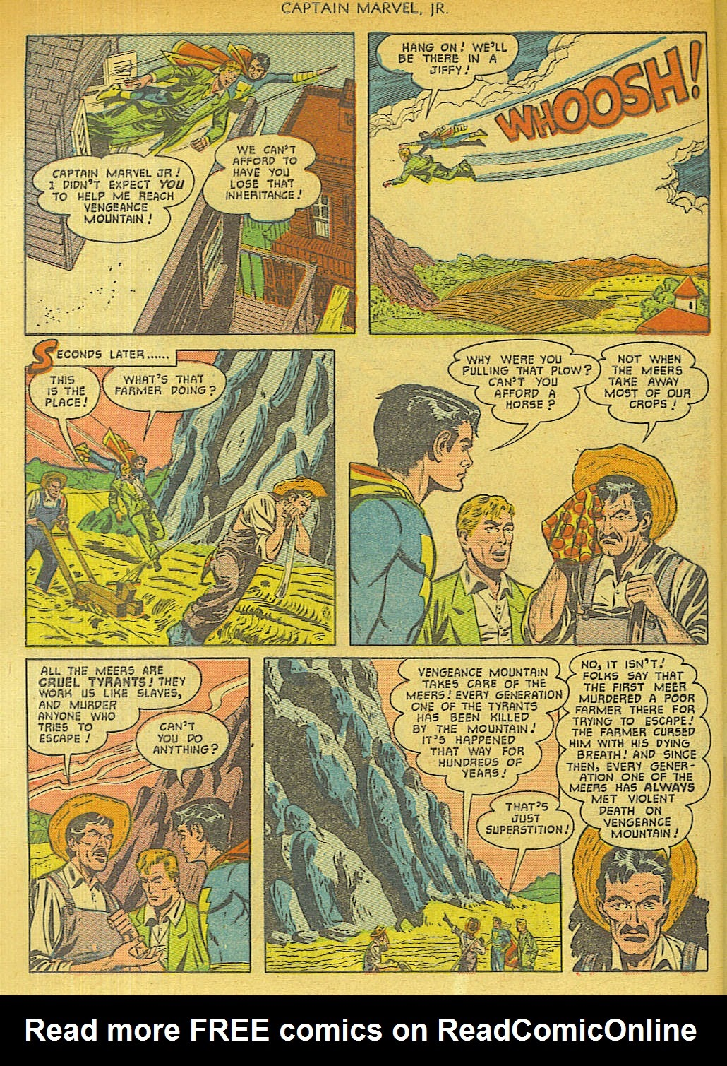 Captain Marvel, Jr. issue 96 - Page 44