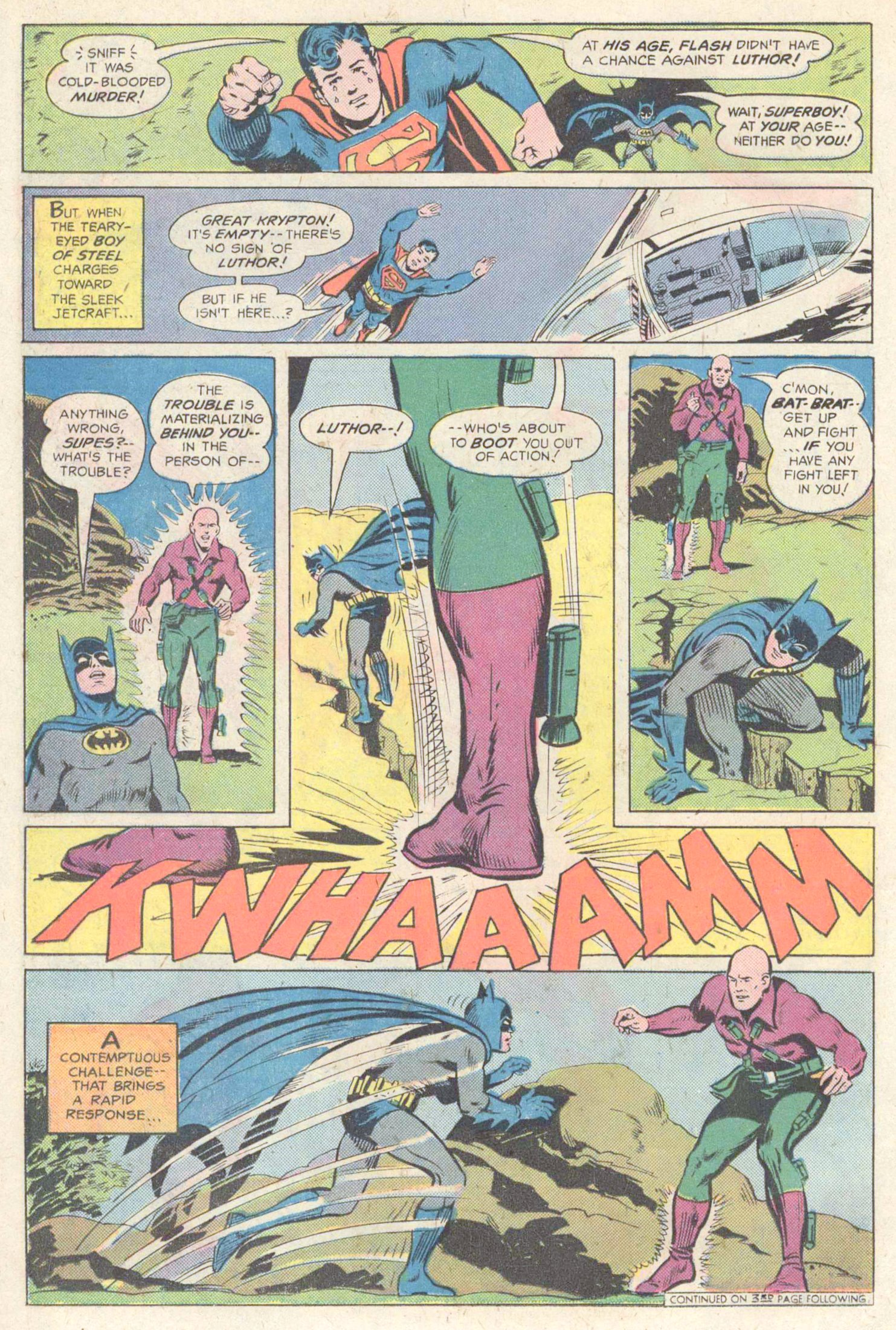 Read online Action Comics (1938) comic -  Issue #466 - 22