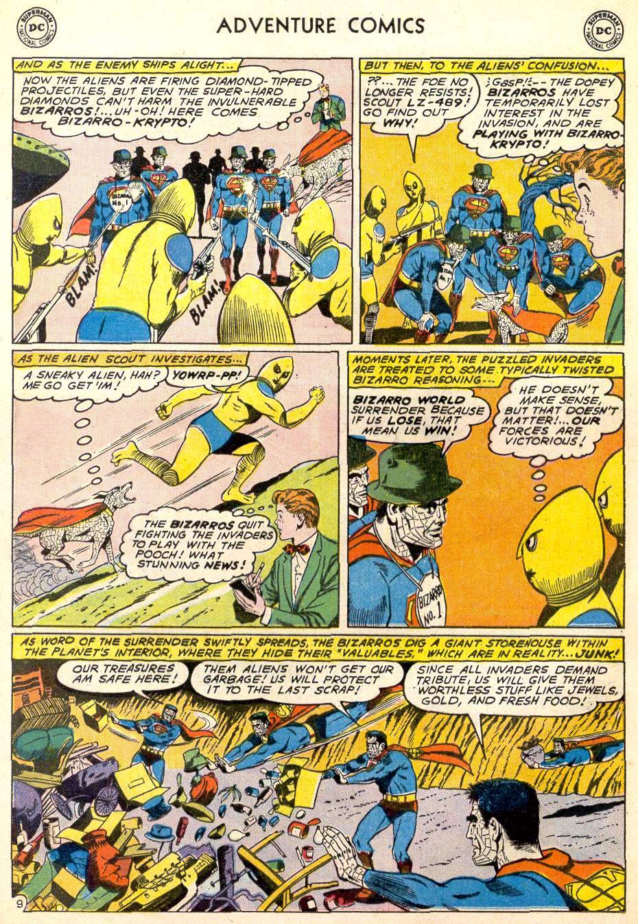 Read online Adventure Comics (1938) comic -  Issue #287 - 28