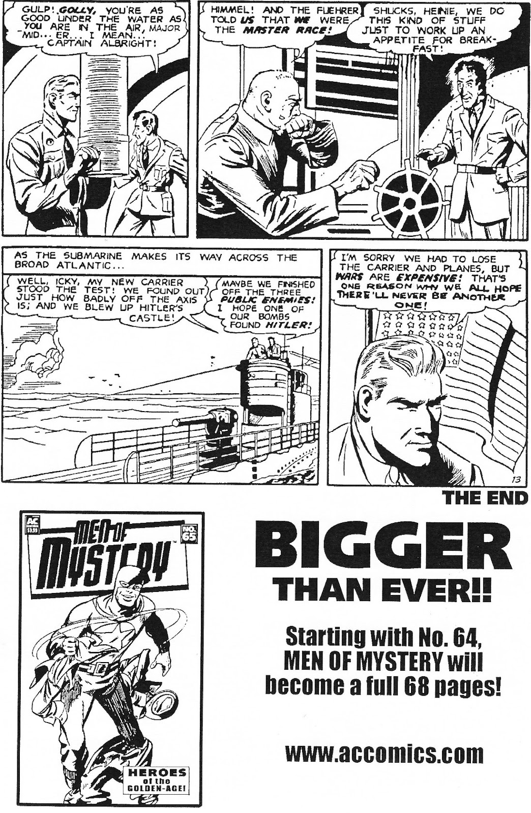 Captain Midnight (1942) issue 11 - Page 24