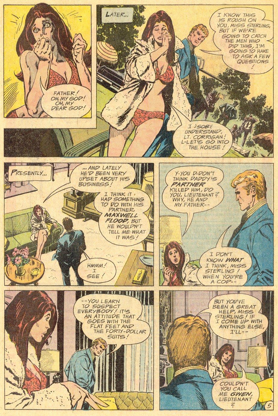 Read online Adventure Comics (1938) comic -  Issue #432 - 6